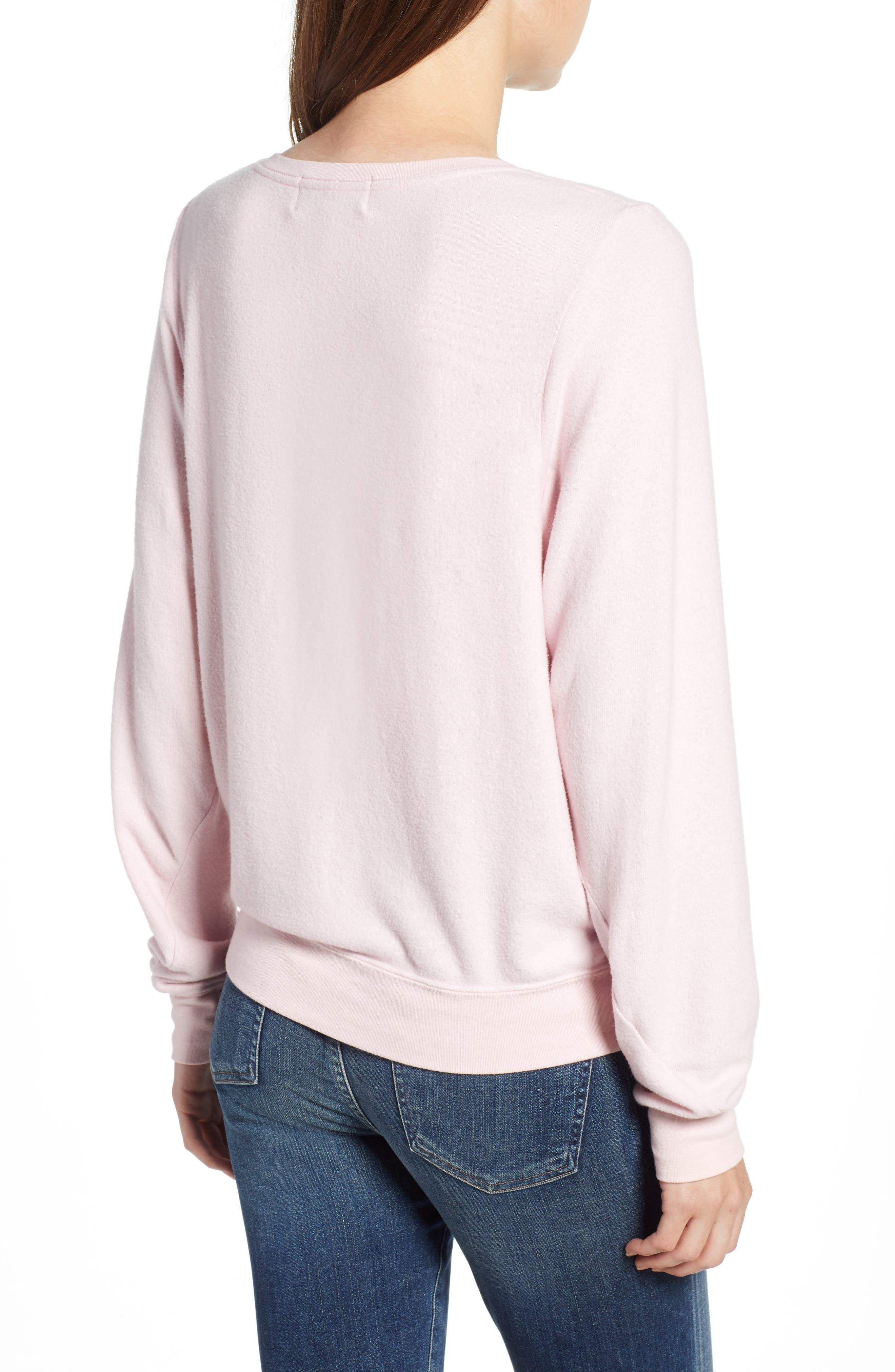 'Baggy Beach Jumper' Pullover,                             Alternate thumbnail 45, color,