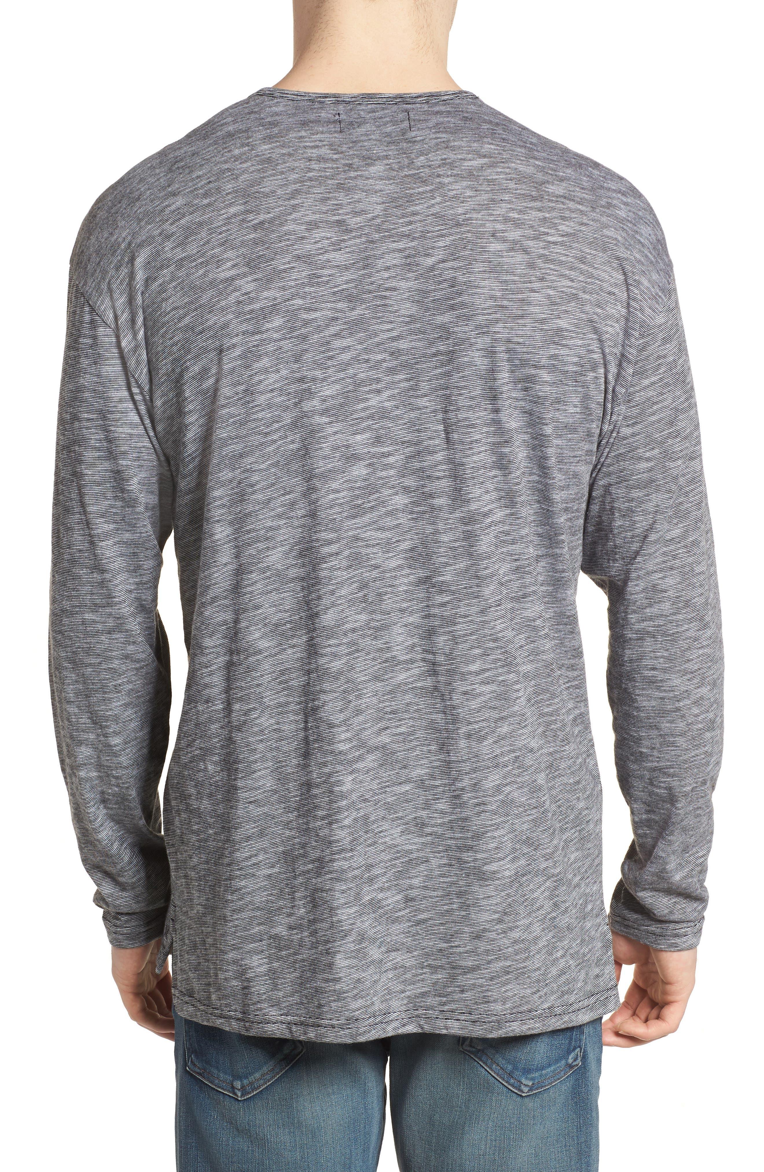 Steady Pocket T-Shirt,                             Alternate thumbnail 2, color,                             010
