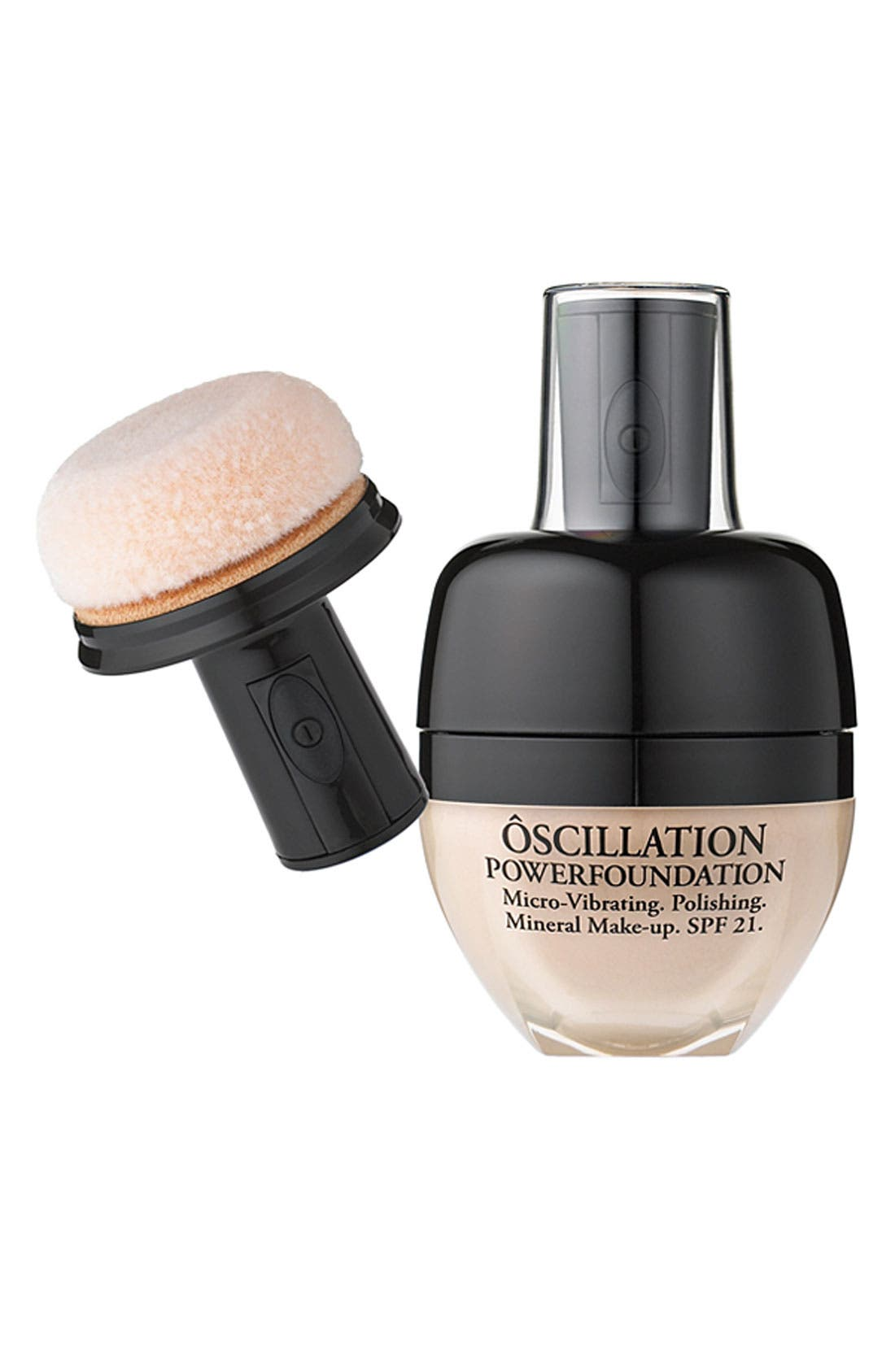 'Ôscillation Powerfoundation' Mineral Makeup SPF 21,                             Main thumbnail 1, color,                             001
