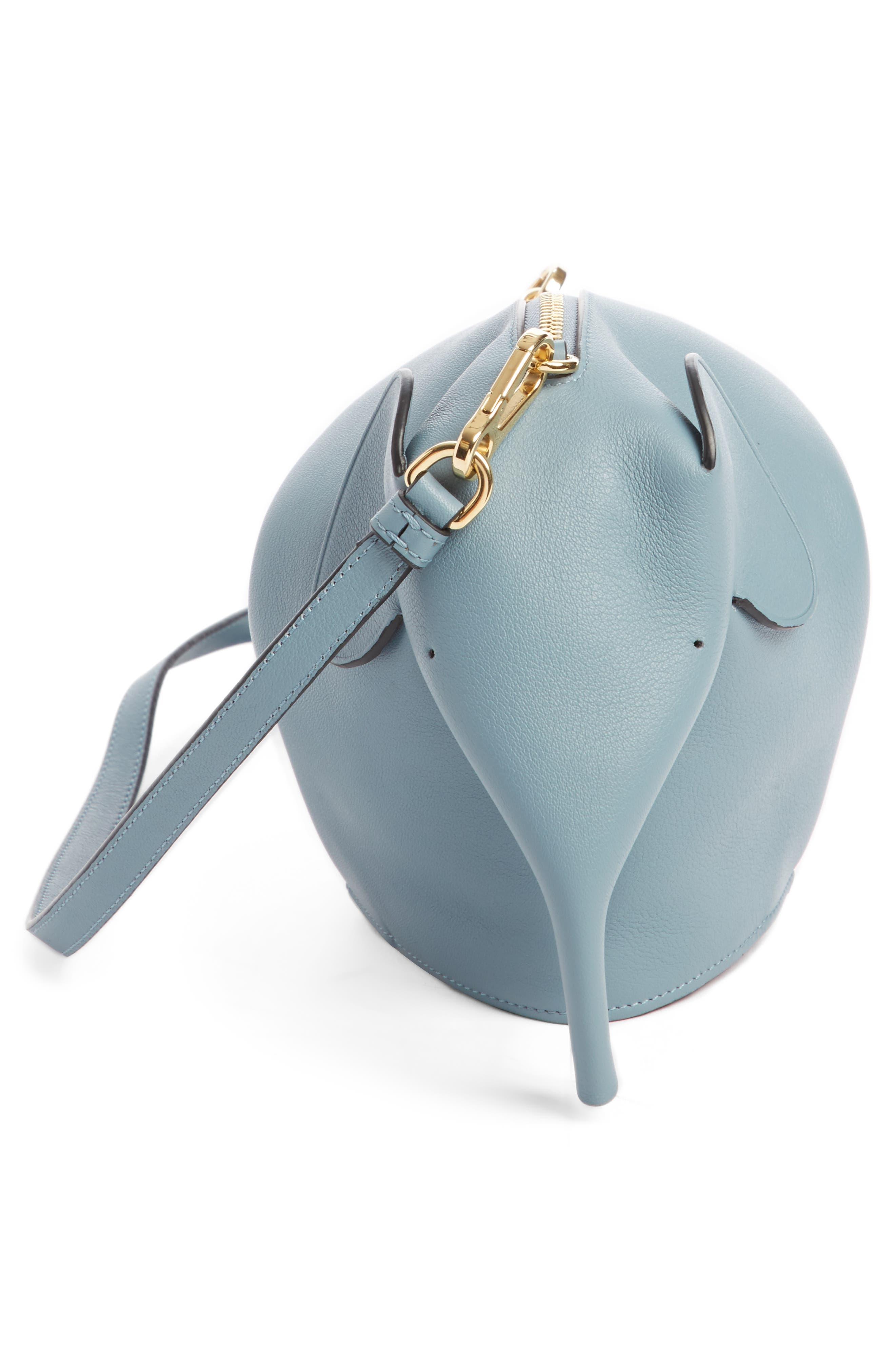 'Mini Elephant' Crossbody Bag,                             Alternate thumbnail 31, color,