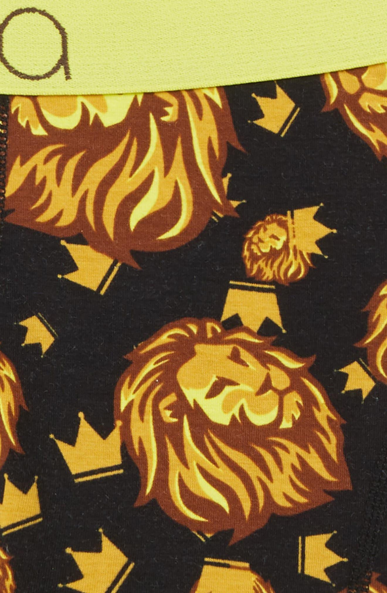 Royal Camo Boxer Briefs,                             Alternate thumbnail 3, color,                             960