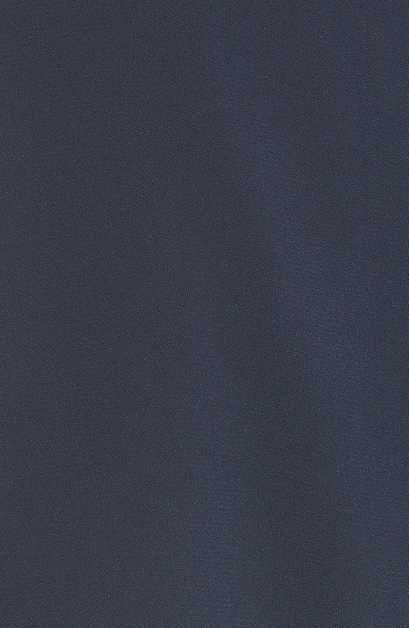 Pavona Elevate Crepe Jumpsuit,                             Alternate thumbnail 6, color,                             489