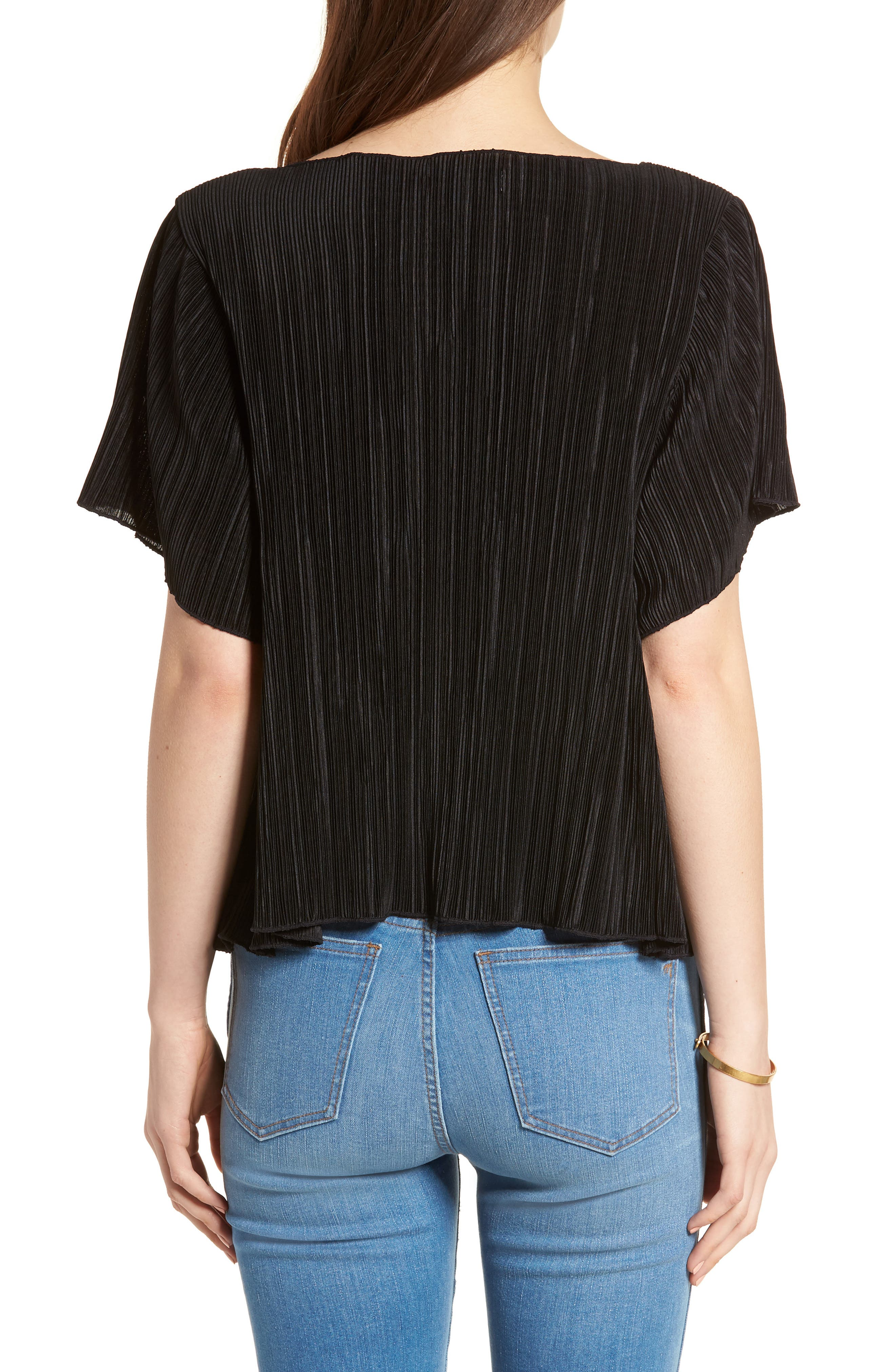 Micropleat Top,                             Alternate thumbnail 7, color,