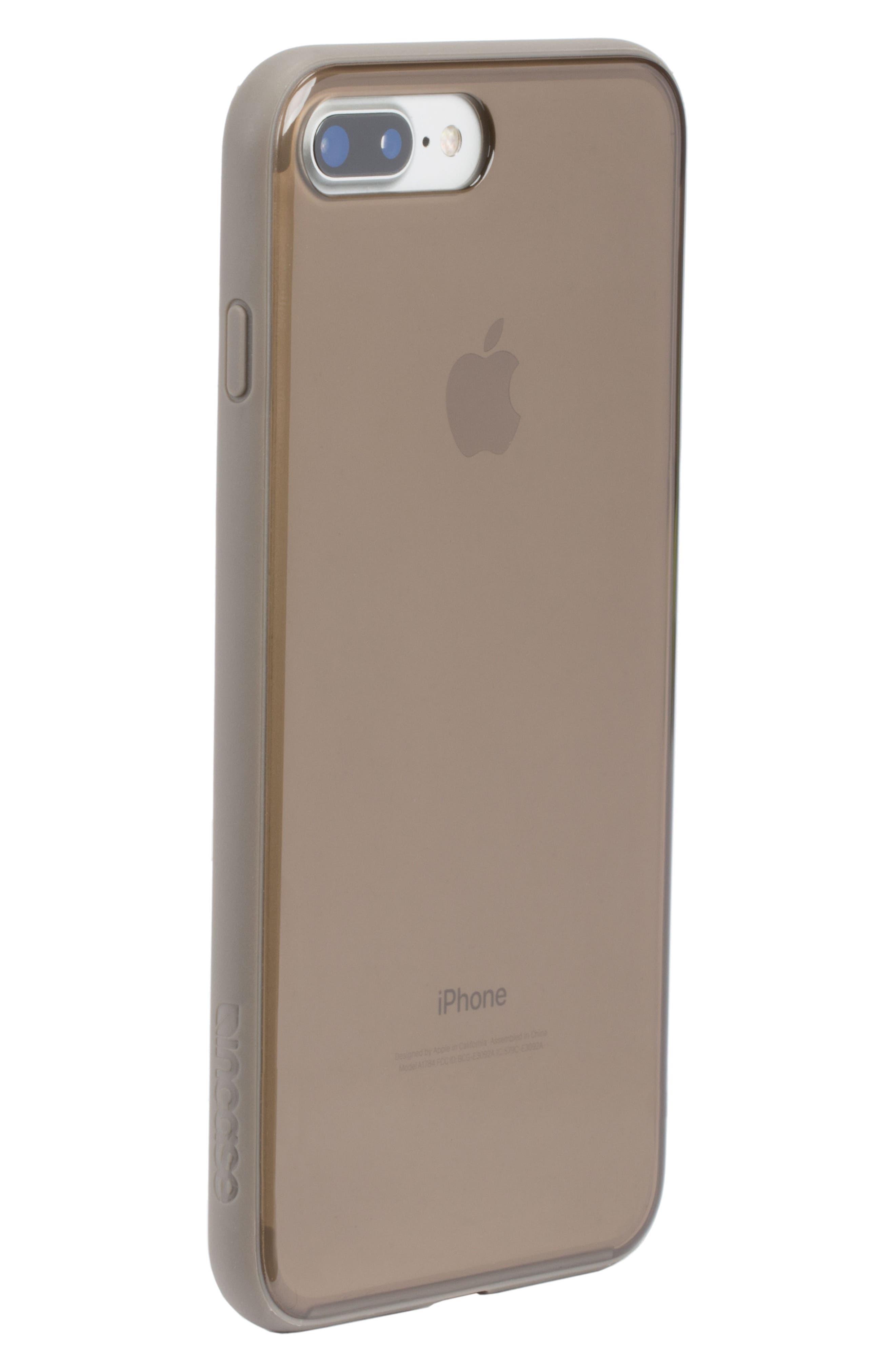 Pop Case Tint iPhone 7 Plus/8 Plus Case,                             Alternate thumbnail 4, color,                             DEEP TAUPE