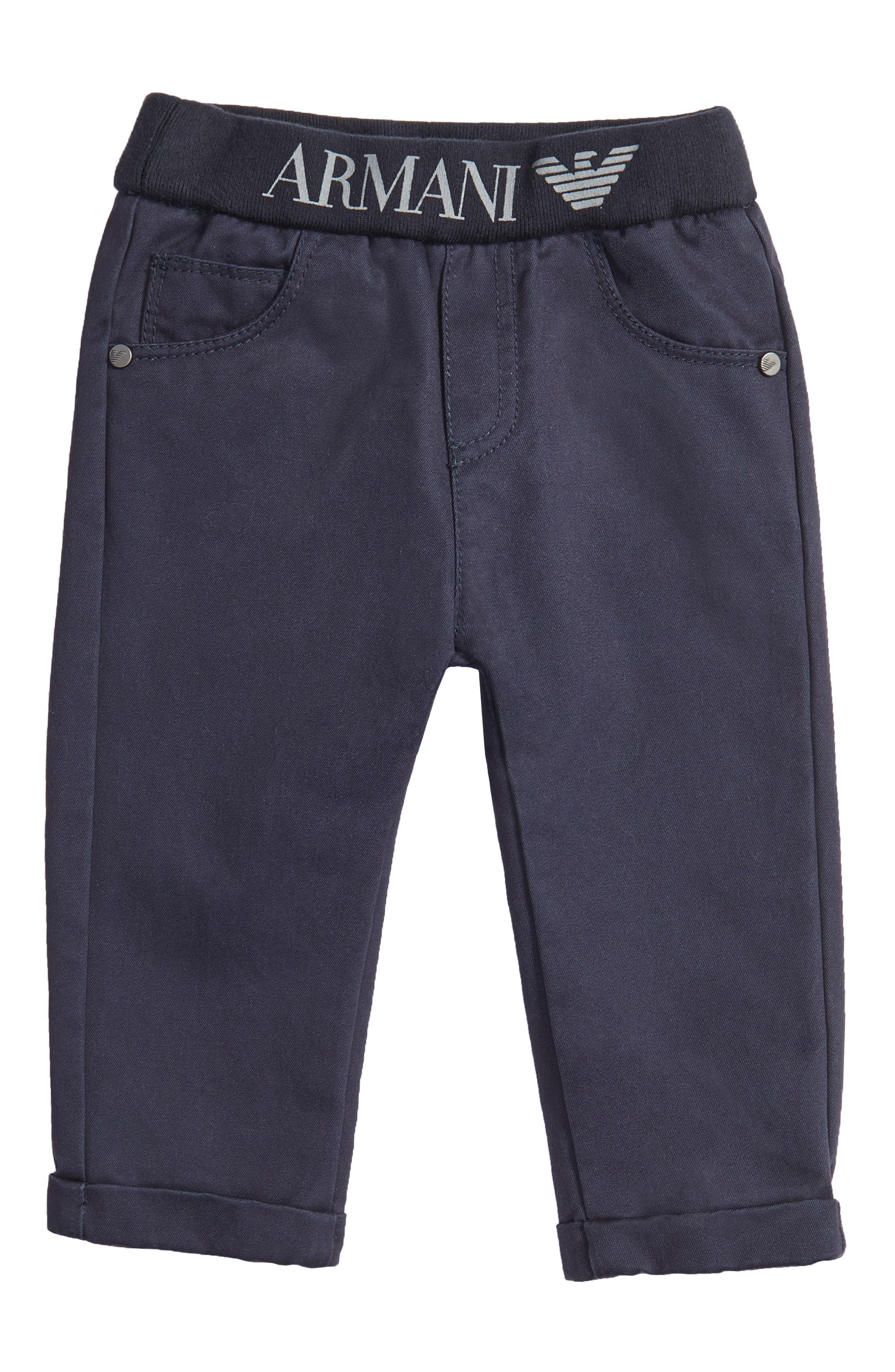 Cotton Twill Pants,                         Main,                         color, 424