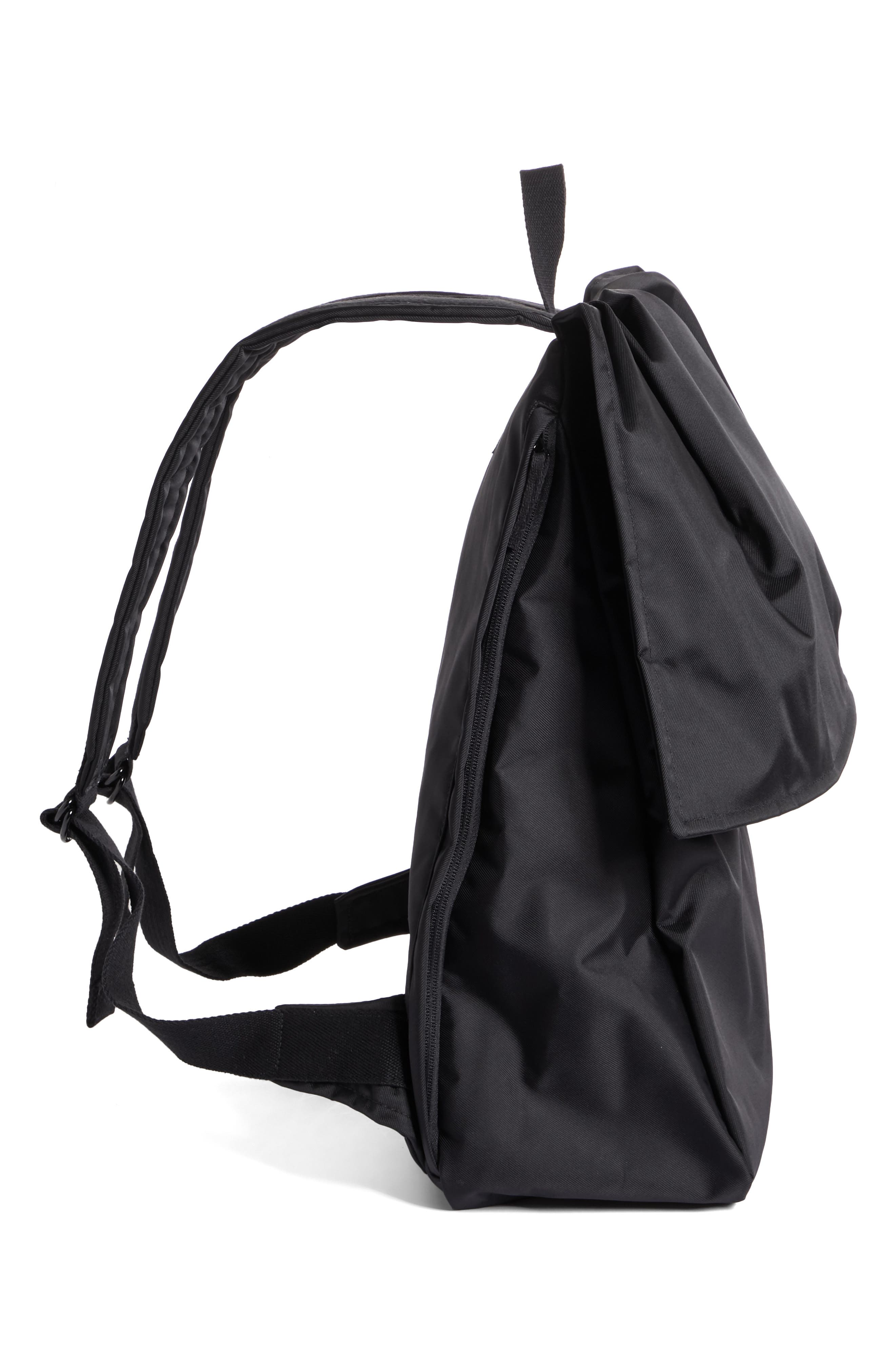RAF SIMONS,                             Eastpak x Raf Simons Backpack,                             Alternate thumbnail 5, color,                             BLACK