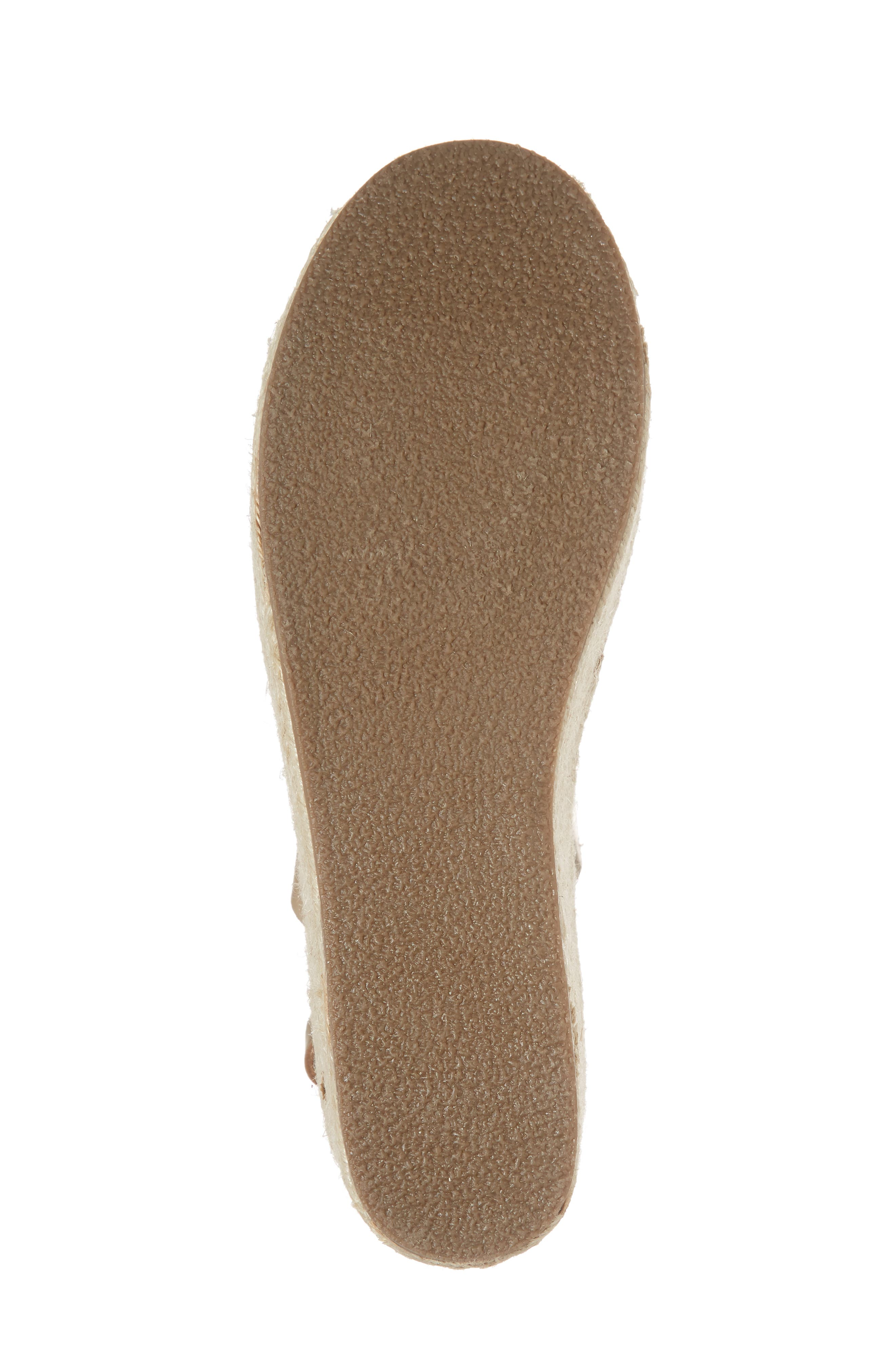 Cali Espadrille Platform Sandal,                             Alternate thumbnail 18, color,