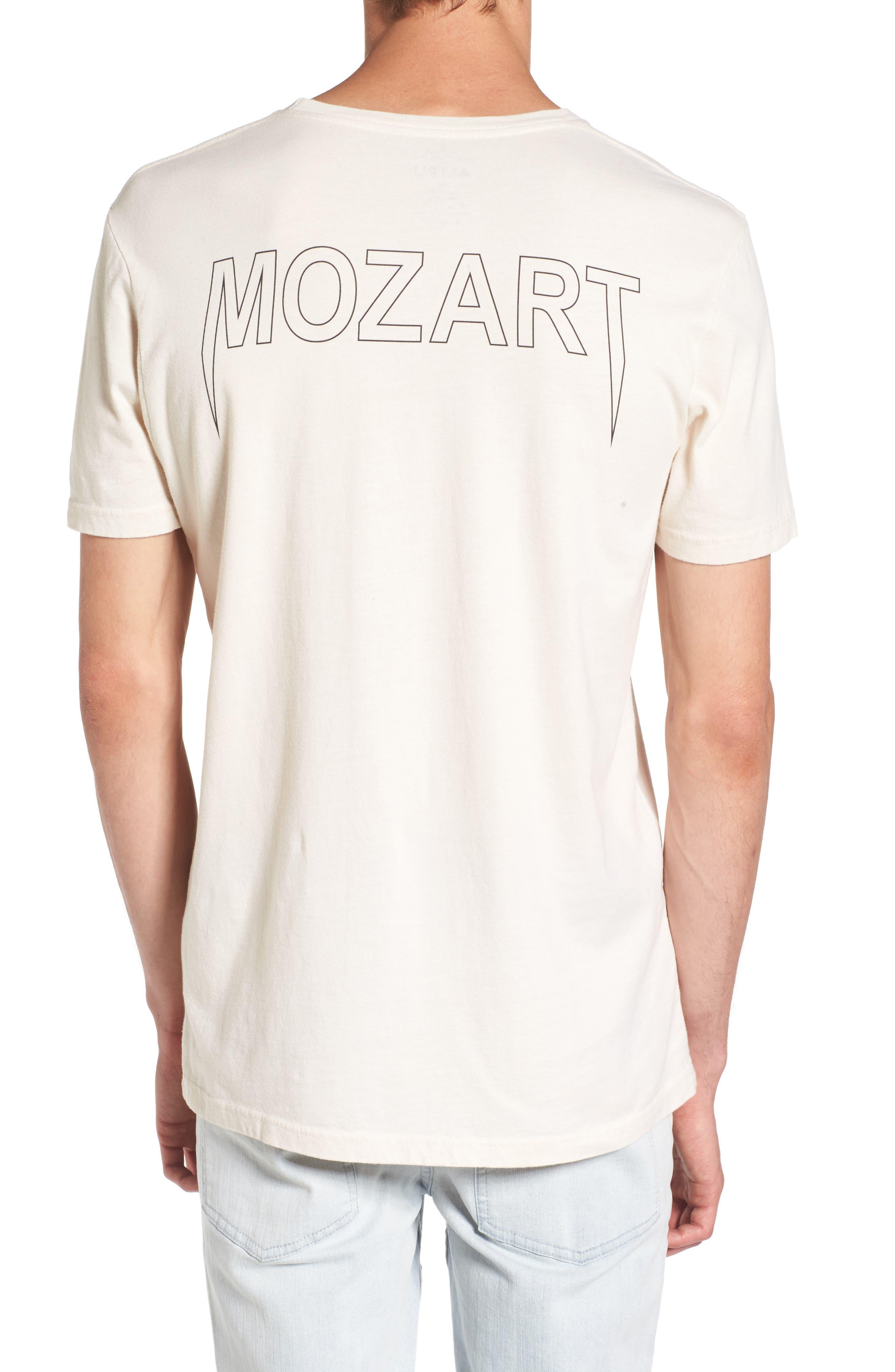 Mozart Pocket T-Shirt,                             Alternate thumbnail 2, color,                             101