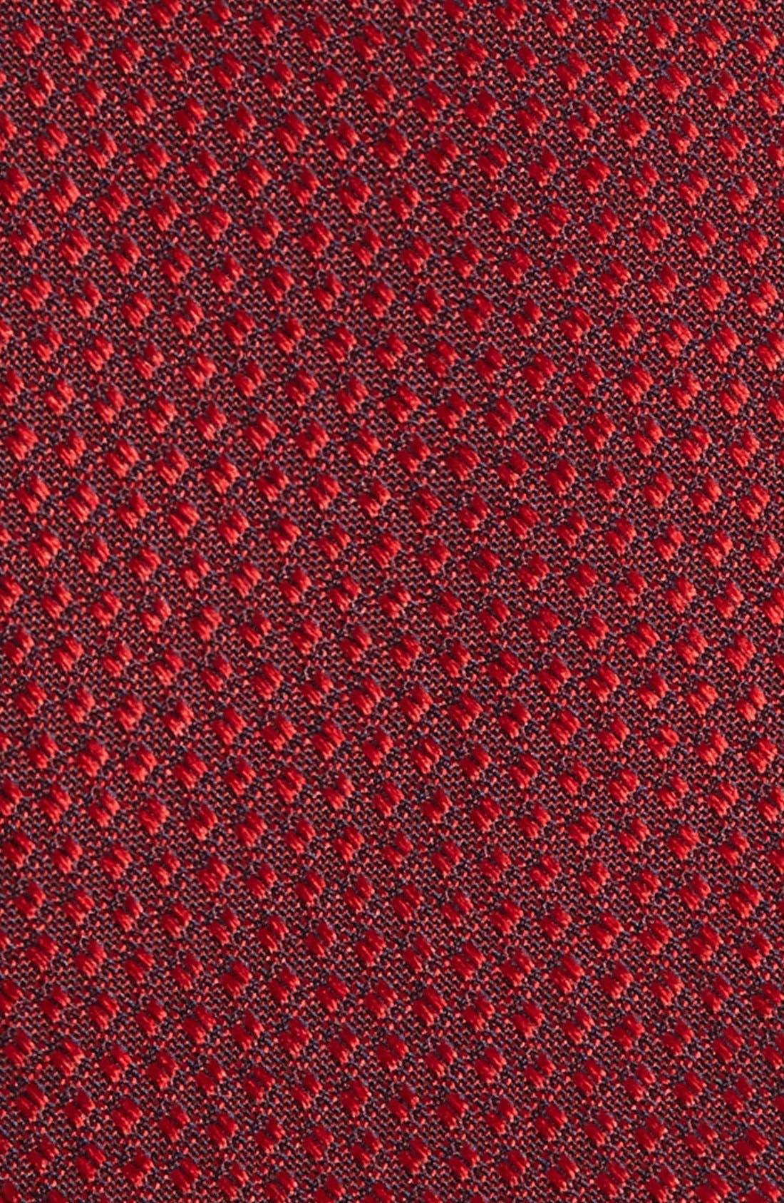 Seattle Textured Silk Tie,                             Alternate thumbnail 68, color,