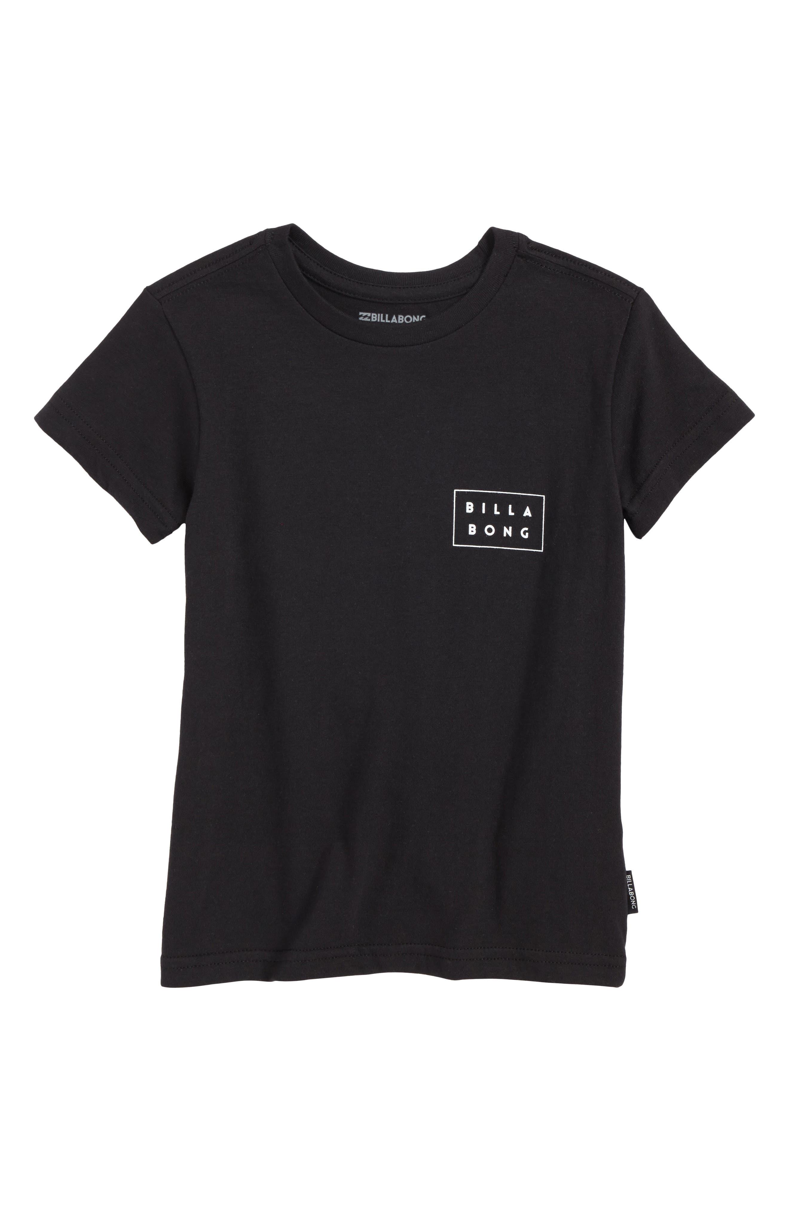 Fill Die Cut T-Shirt,                             Main thumbnail 1, color,                             001
