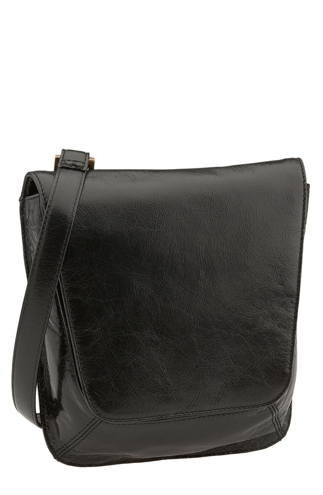 HOBO 'Dylan' Flap Crossbody Bag, Main, color, 001