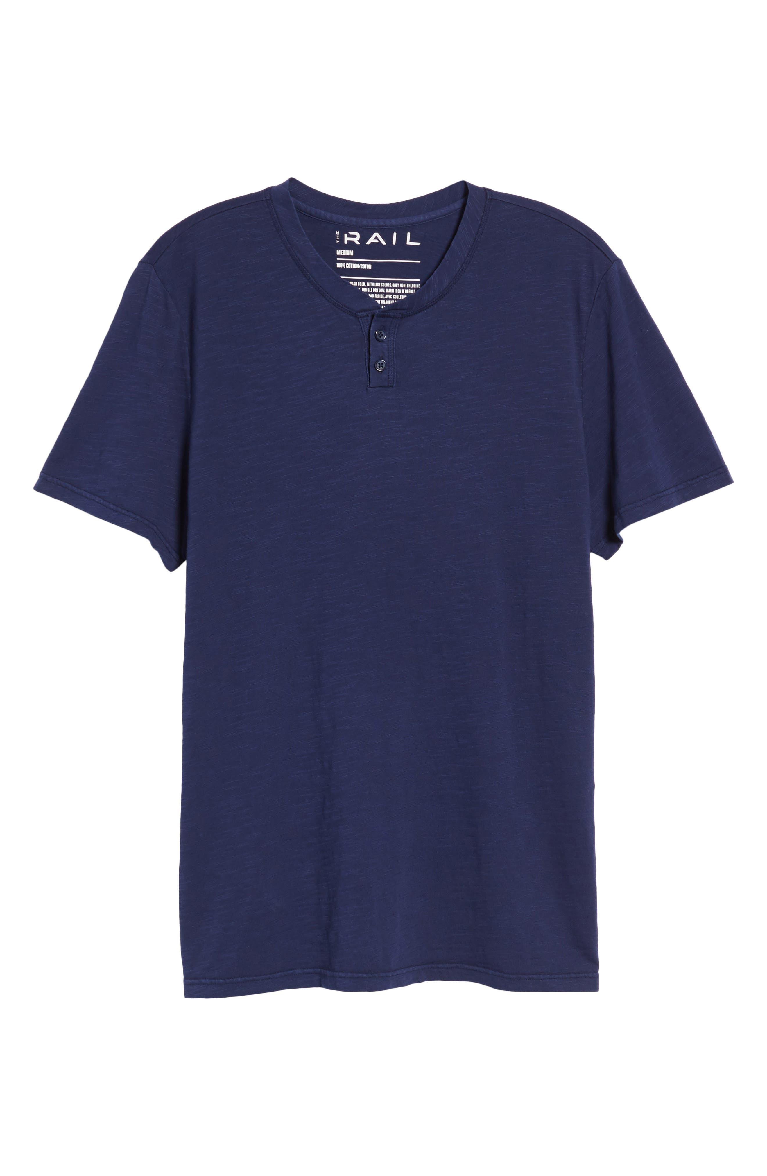 Garment Dye Slub Knit Henley,                             Alternate thumbnail 29, color,