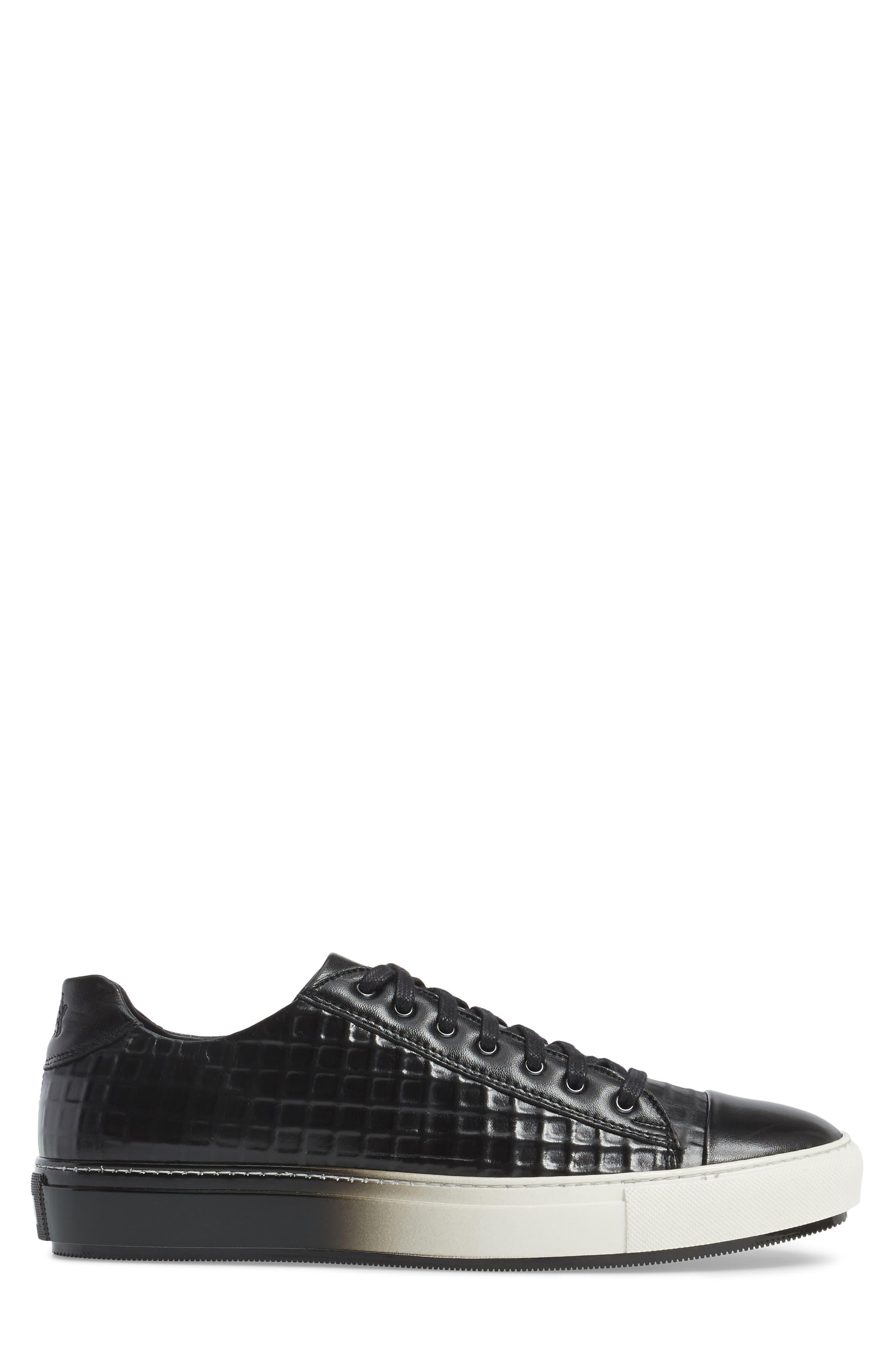 Vera II Sneaker,                             Alternate thumbnail 3, color,                             001