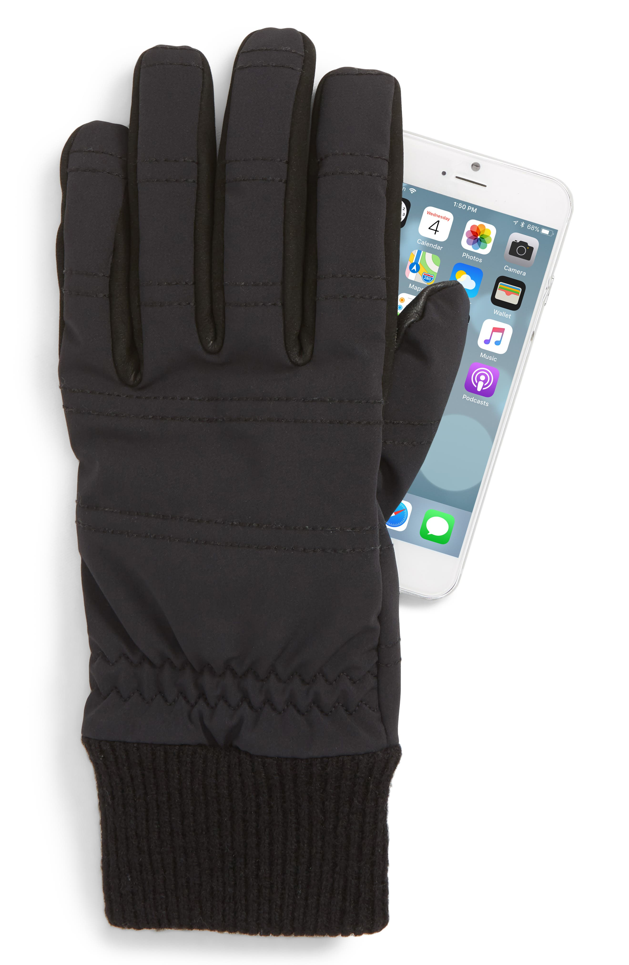 All Weather Gloves,                             Alternate thumbnail 2, color,                             001