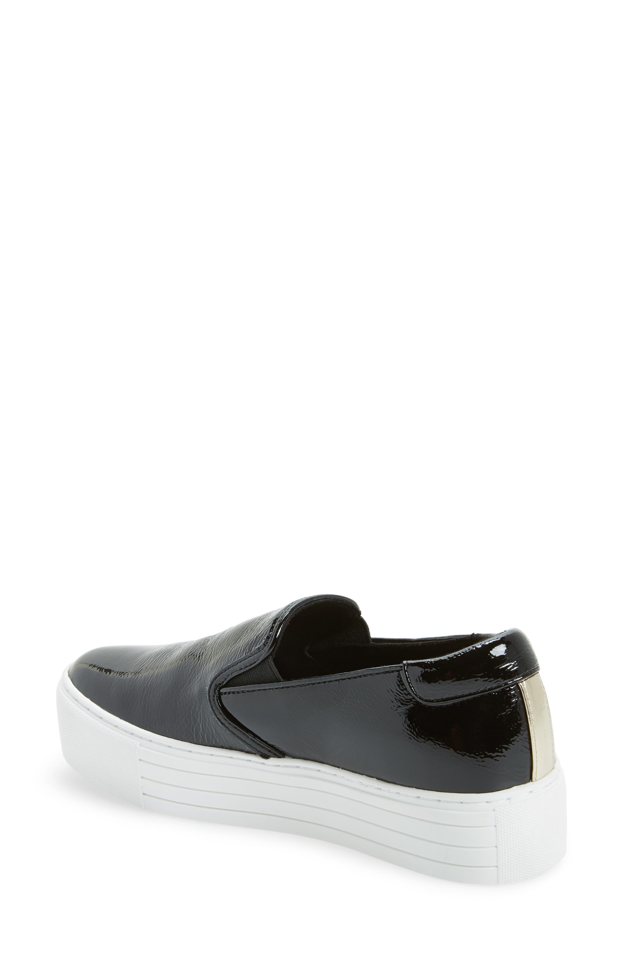Joanie Slip-On Platform Sneaker,                             Alternate thumbnail 20, color,