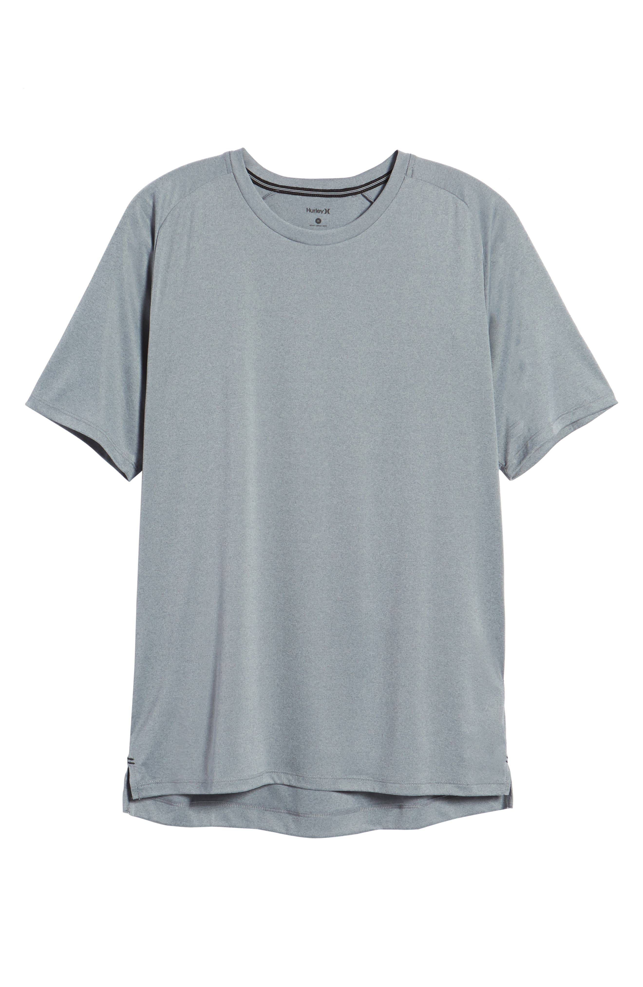 Icon Quick-Dry Surf T-Shirt,                             Alternate thumbnail 12, color,