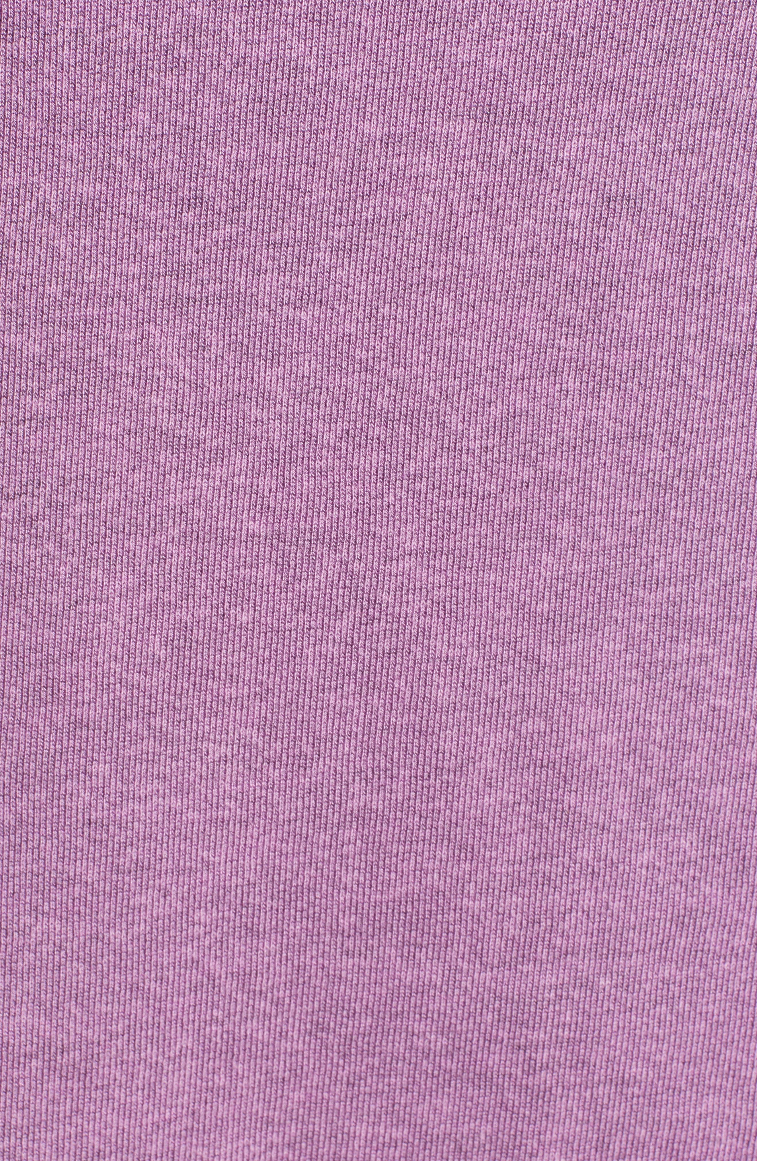Faded Print Sweatshirt,                             Alternate thumbnail 5, color,                             525