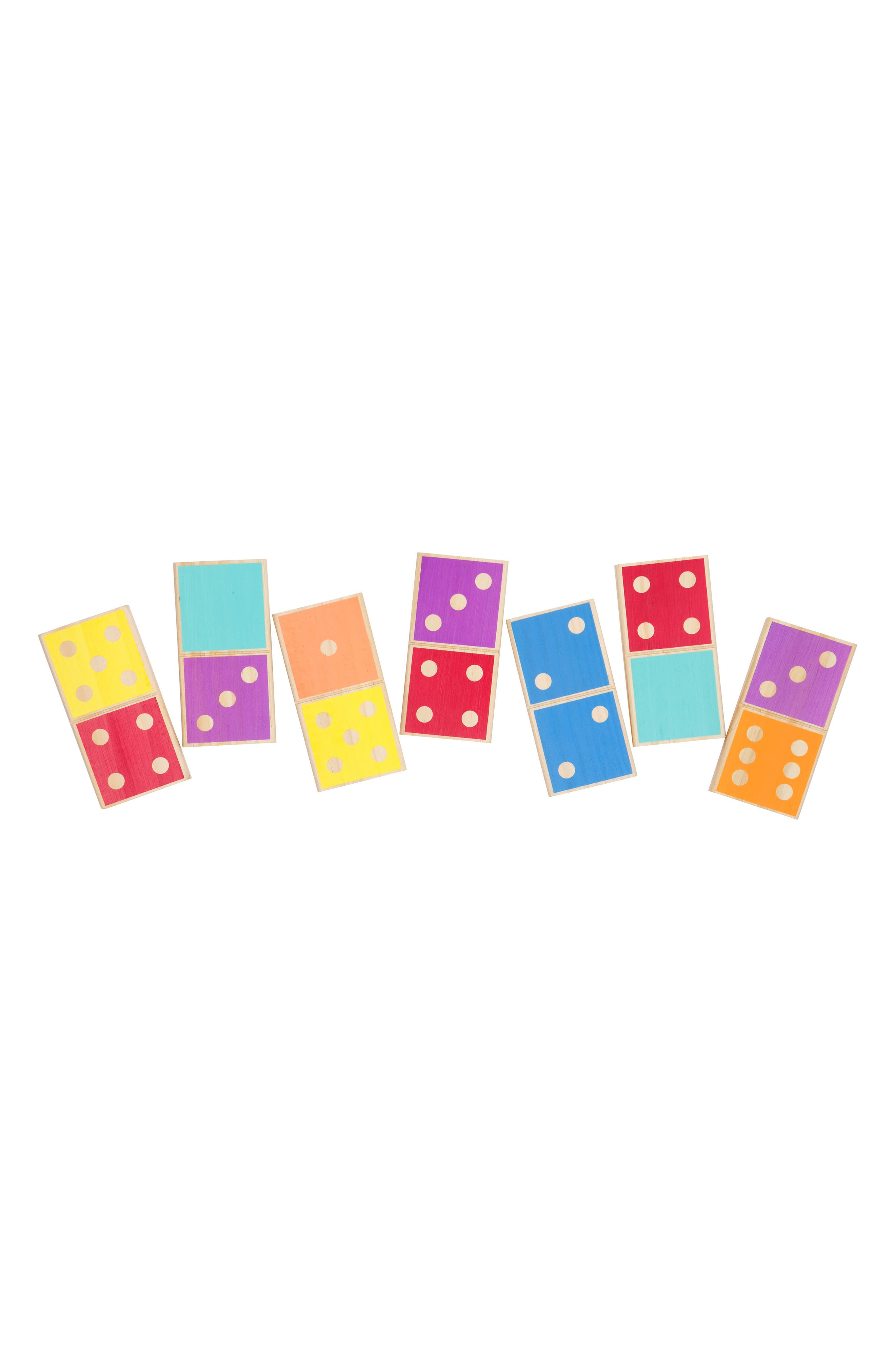 28-Piece Giant Dominos Game,                             Alternate thumbnail 2, color,                             250