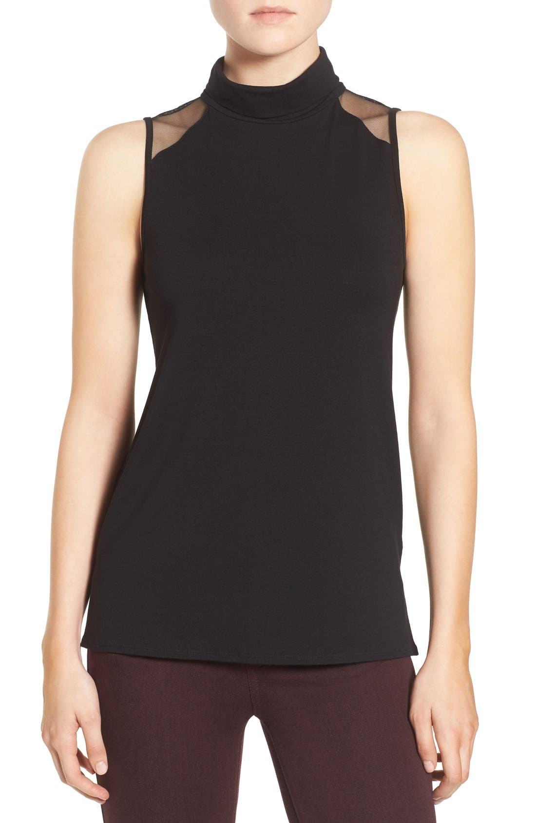High Neck Tank,                         Main,                         color, 006