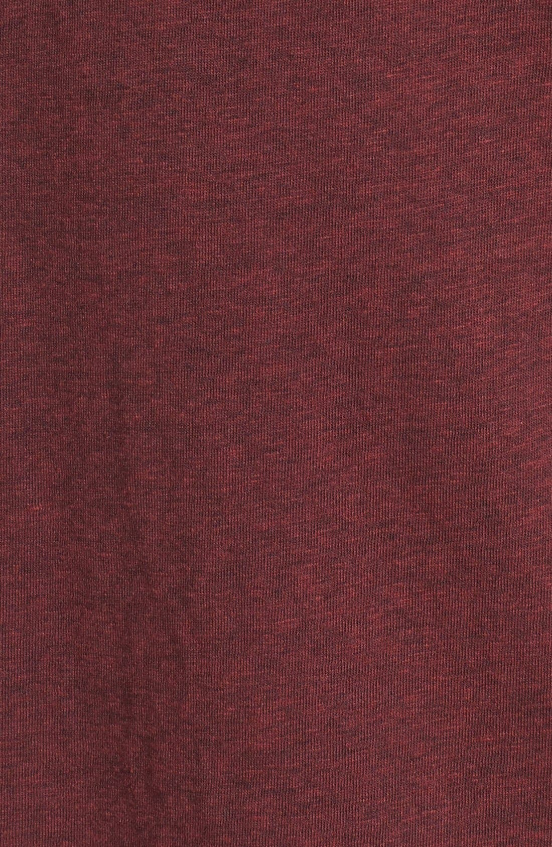 Recycled Cotton Blend T-Shirt,                             Alternate thumbnail 15, color,