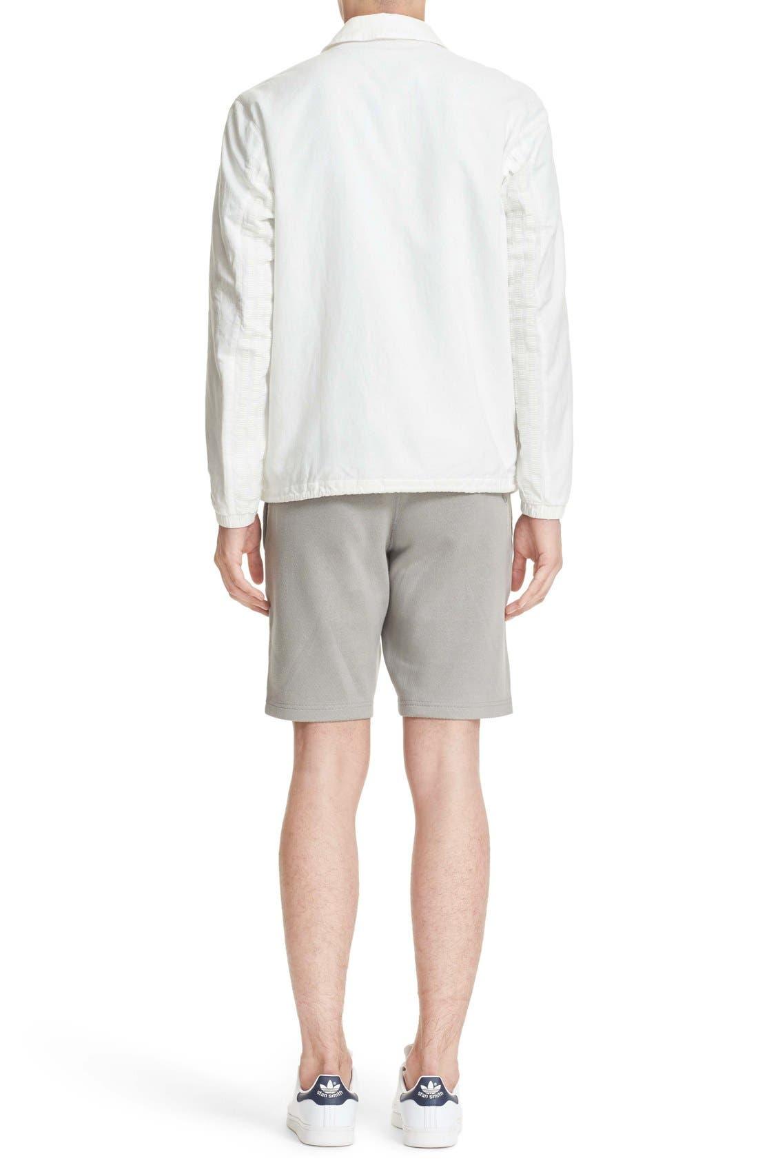 Cotton Blend T-Shirt,                             Alternate thumbnail 5, color,                             100