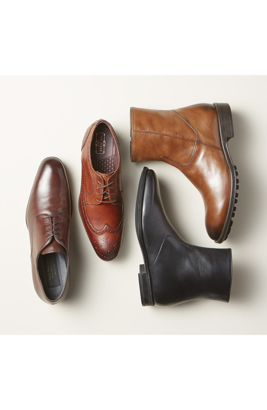 'Harrison' Zip Boot,                             Main thumbnail 1, color,                             200