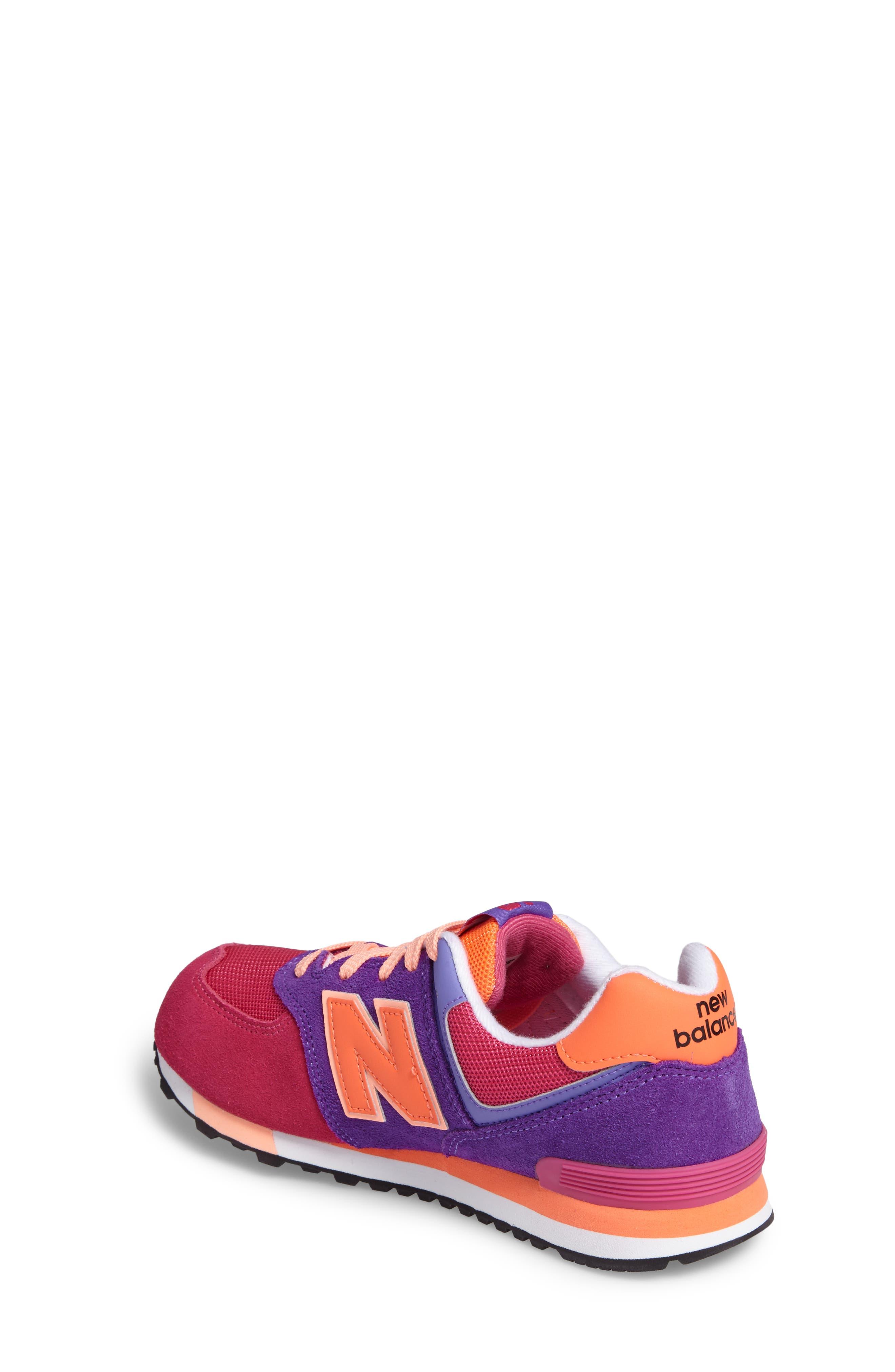 574 Cut & Paste Sneaker,                             Alternate thumbnail 2, color,                             655