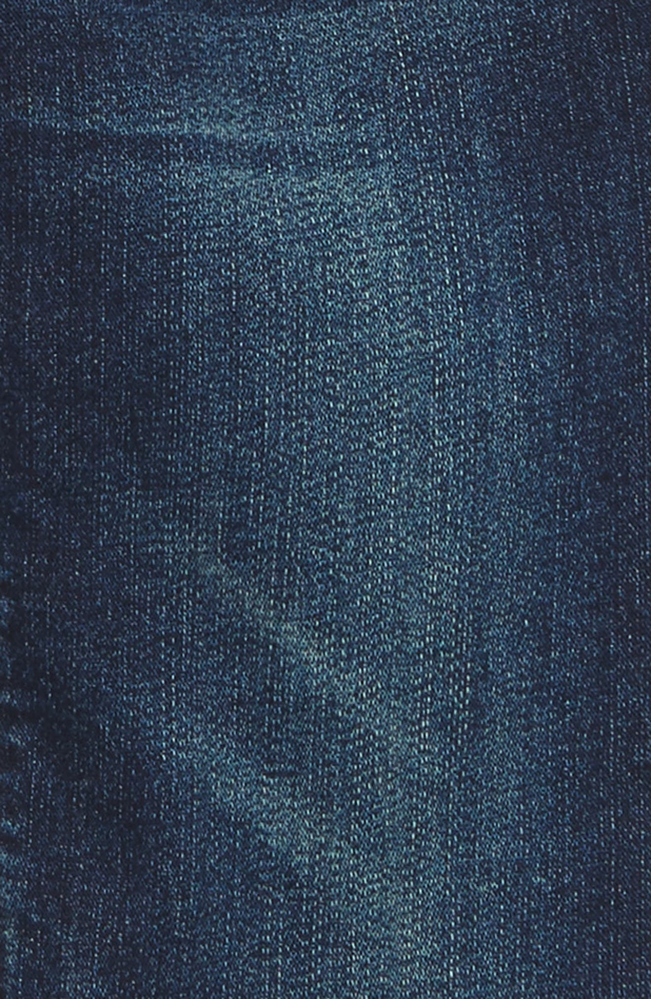 Parker French Terry Jeans,                             Alternate thumbnail 3, color,                             439