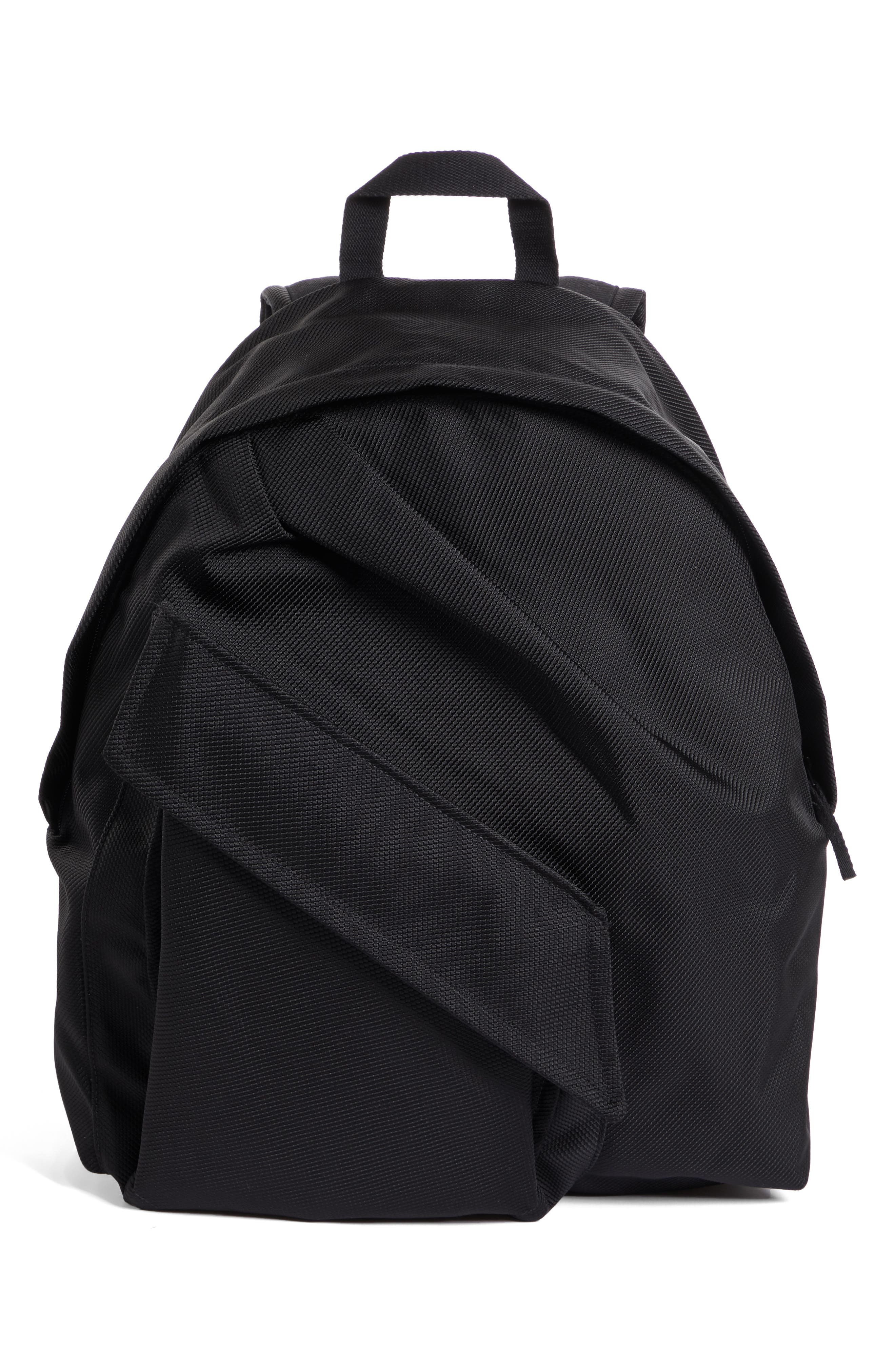 Eastpak x Raf Simons Classic Structured Backpack, Main, color, 001