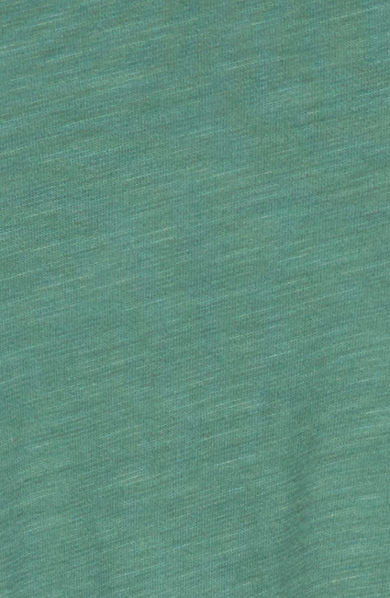 Raglan T-Shirt & Jogger Pants Set,                             Alternate thumbnail 2, color,                             TREE LINE 2