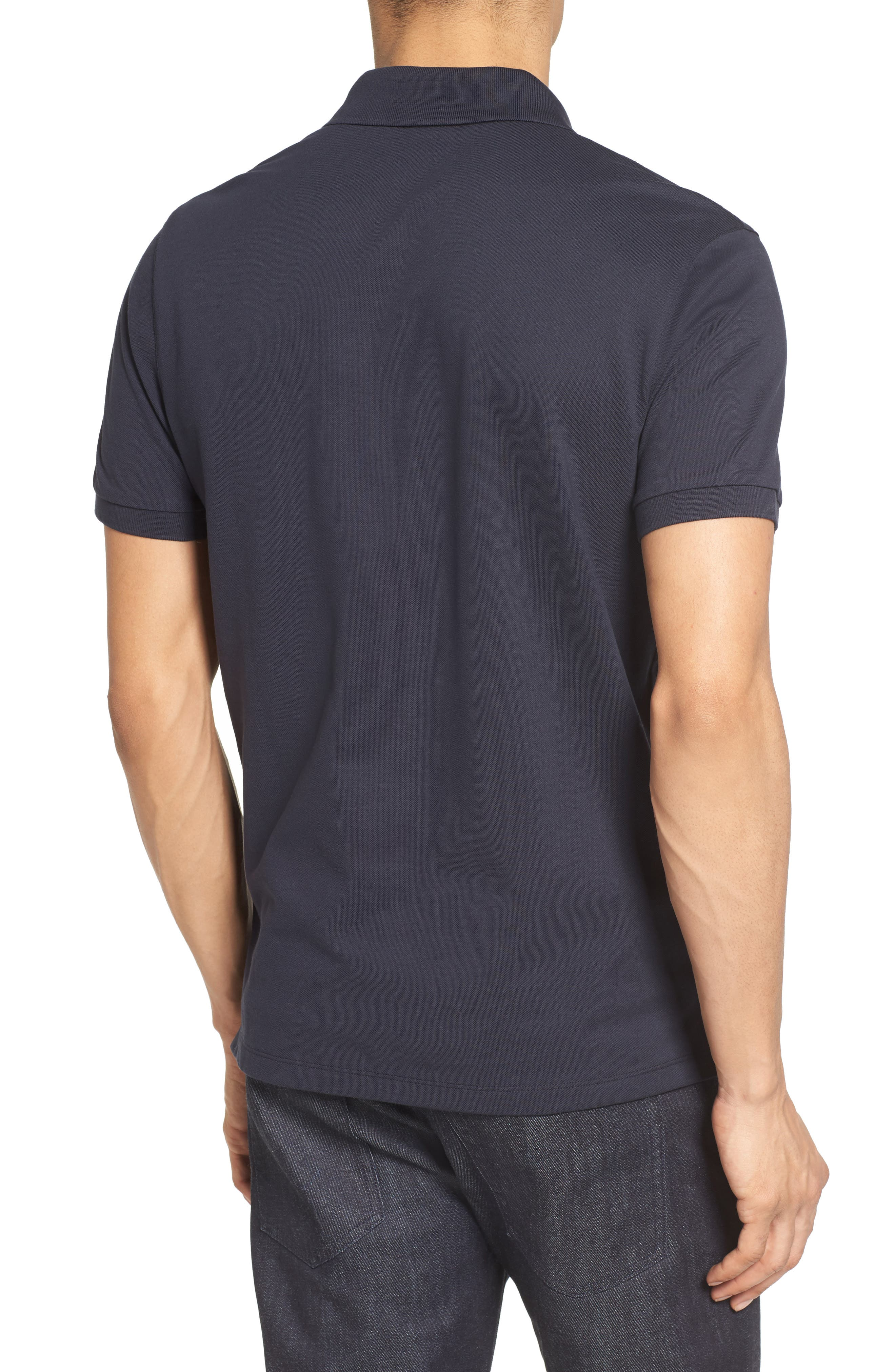 'Pallas' Regular Fit Logo Embroidered Polo Shirt,                             Alternate thumbnail 25, color,