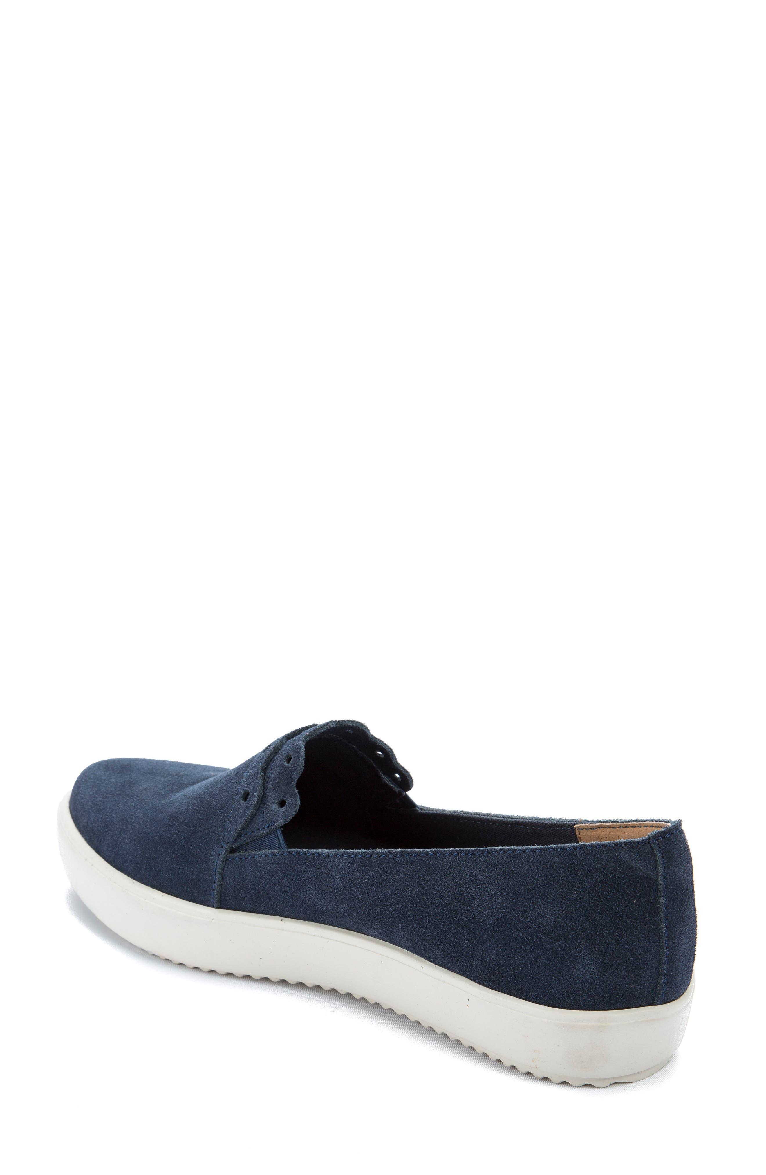 Roe Slip-On Sneaker,                             Alternate thumbnail 6, color,