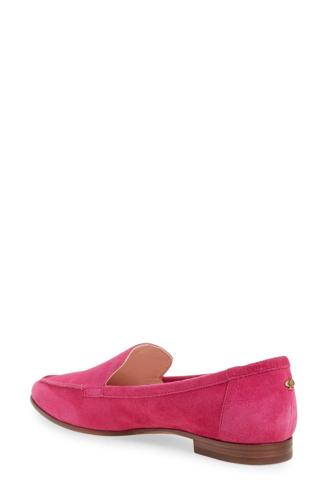 'carima' loafer flat,                             Alternate thumbnail 37, color,