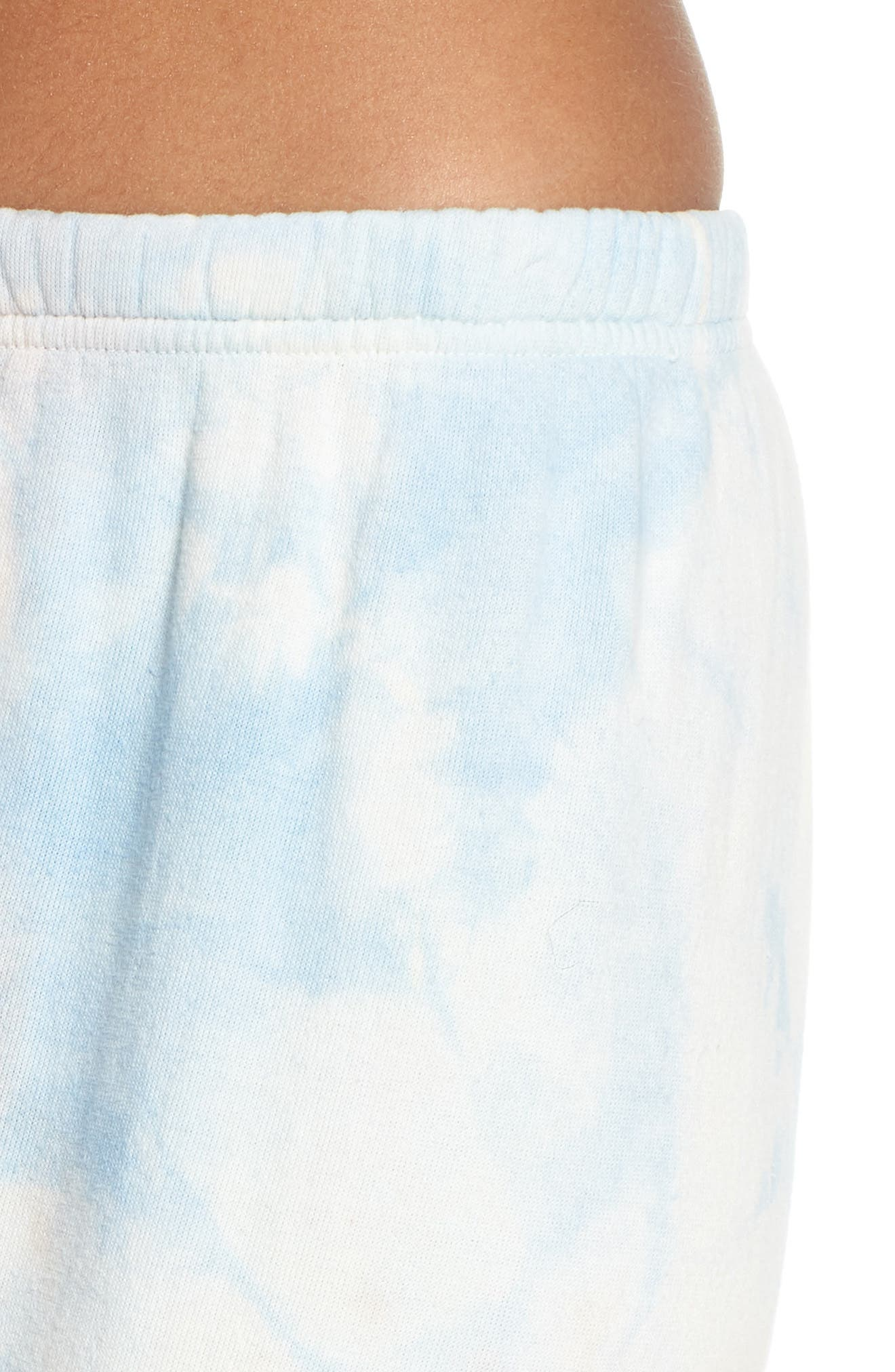 Sessions Sweatpants,                             Alternate thumbnail 4, color,                             MINT TIE DYE