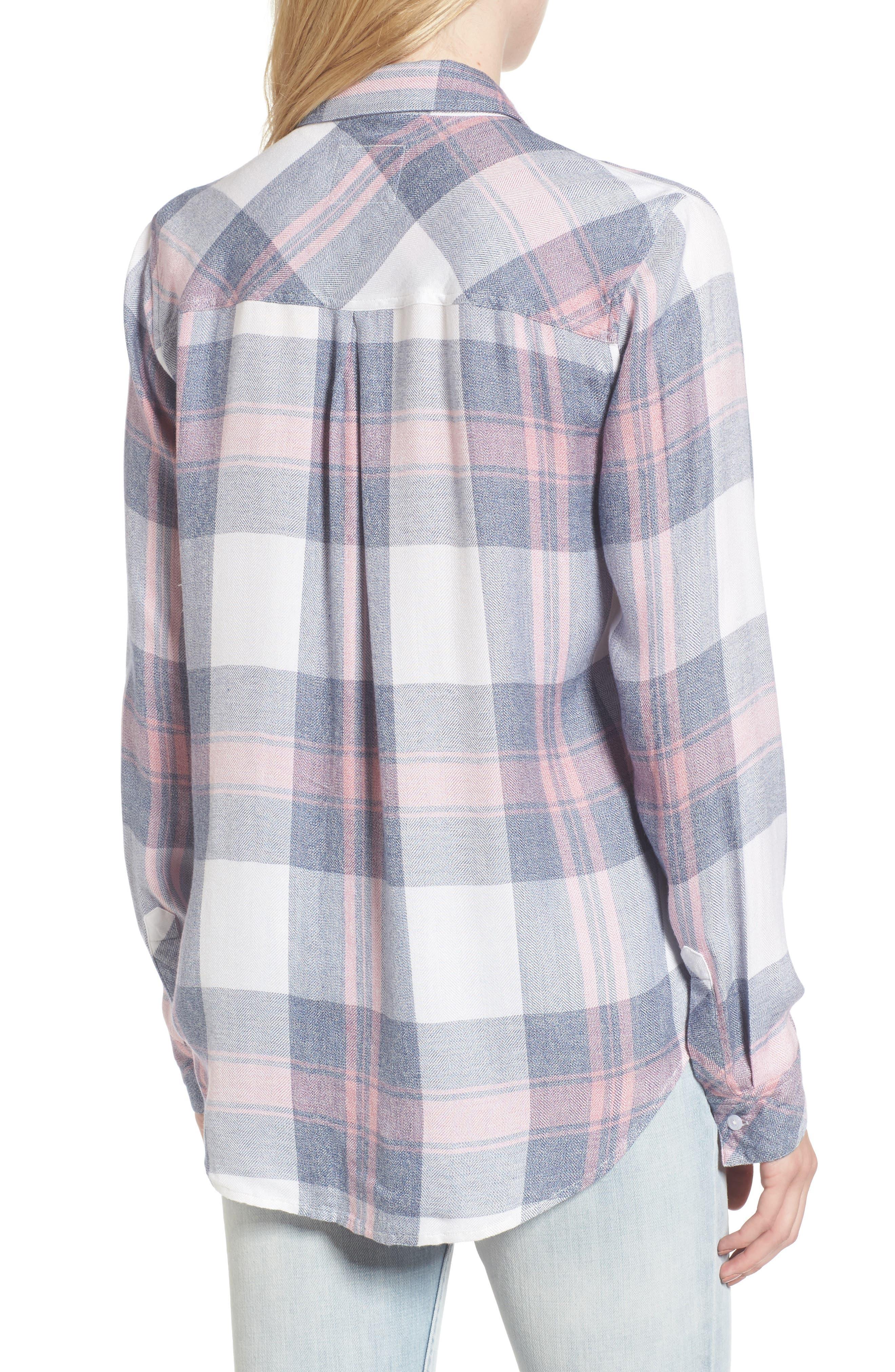 Hunter Plaid Shirt,                             Alternate thumbnail 211, color,