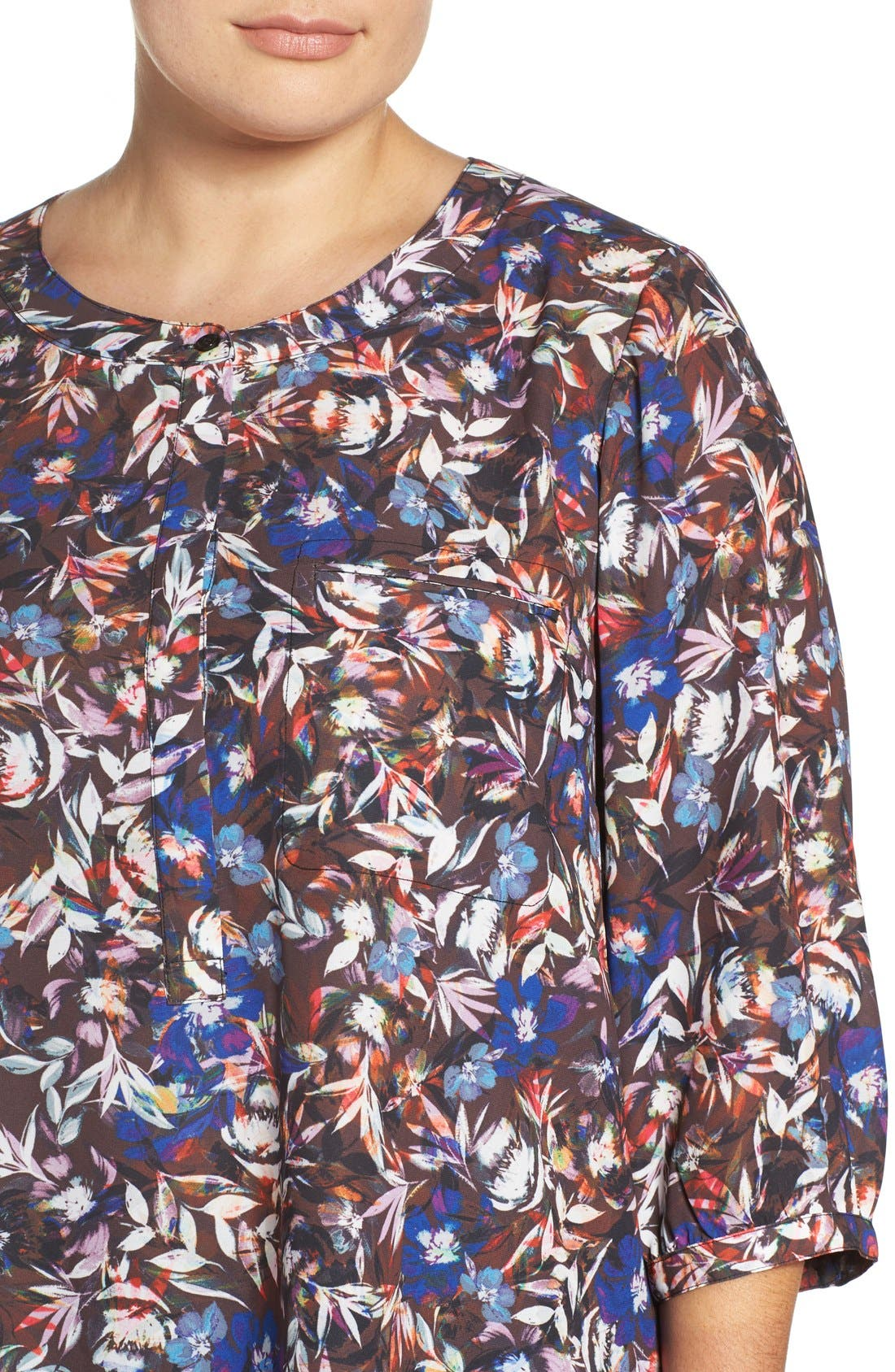 Henley Top,                             Alternate thumbnail 287, color,