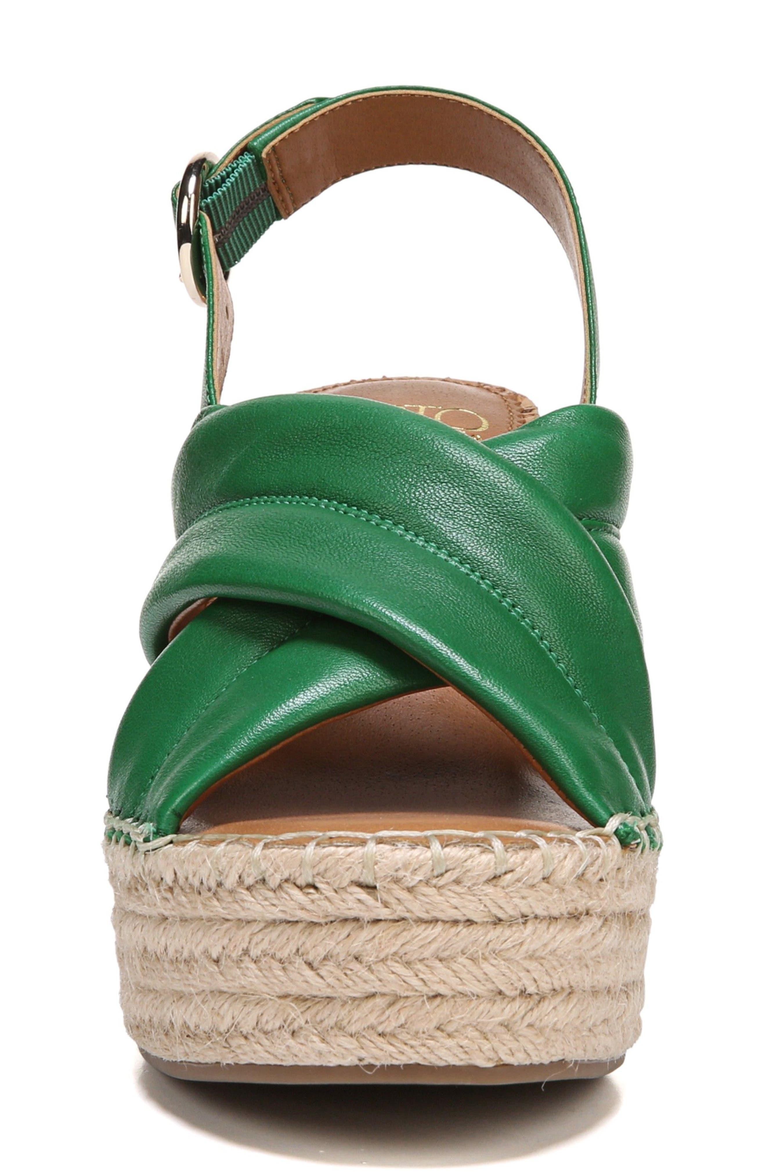 Niva Espadrille Wedge Sandal,                             Alternate thumbnail 17, color,