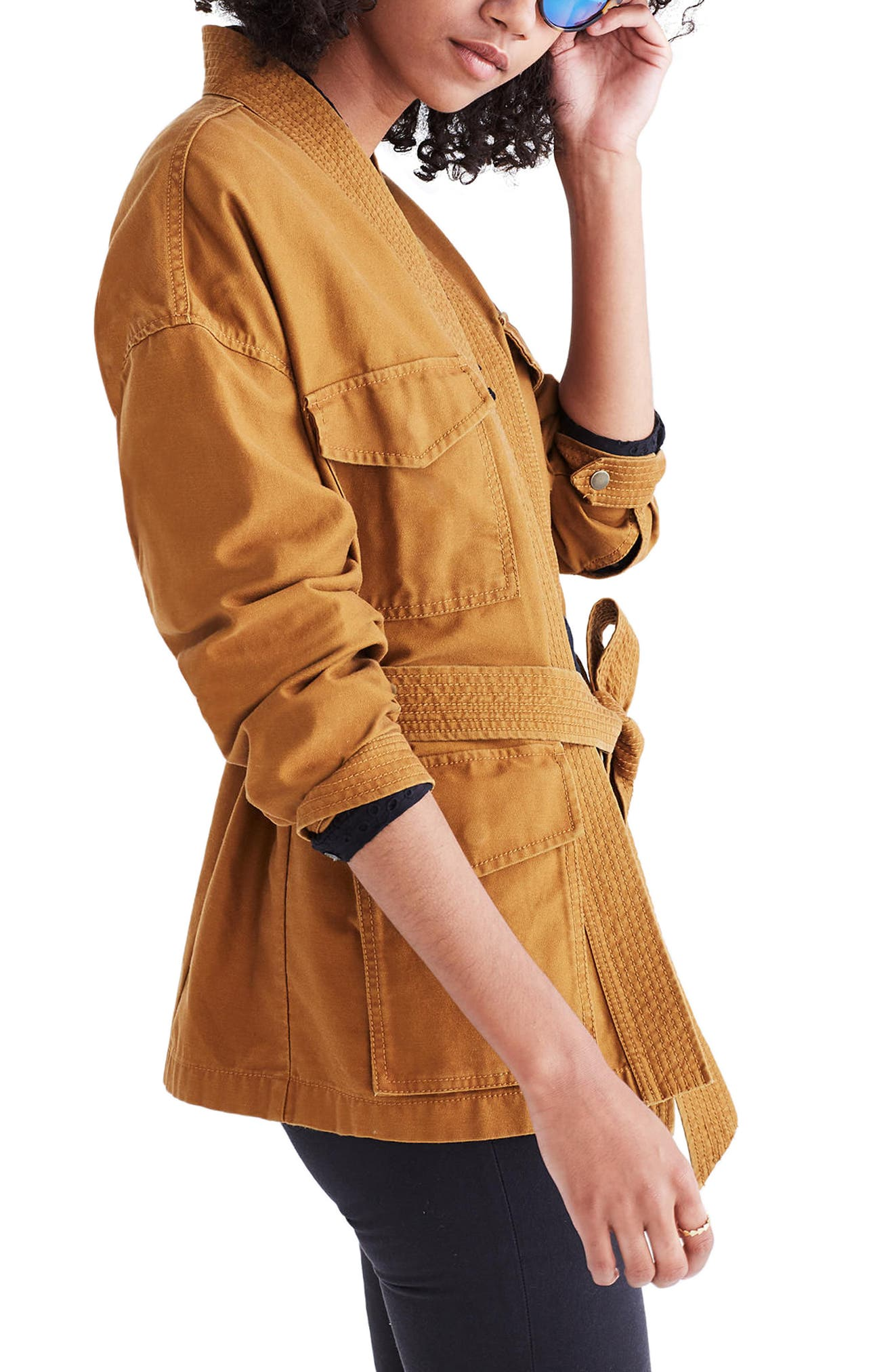 Kimono Jacket,                             Alternate thumbnail 3, color,                             200
