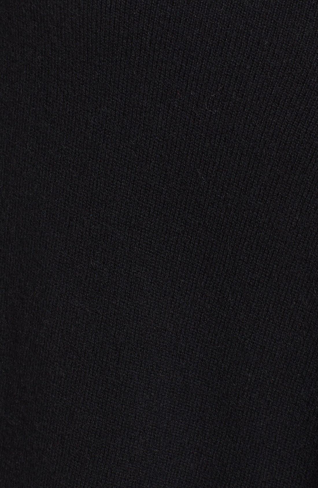 Wool & Cashmere Drape Front Sweater Vest,                             Alternate thumbnail 52, color,