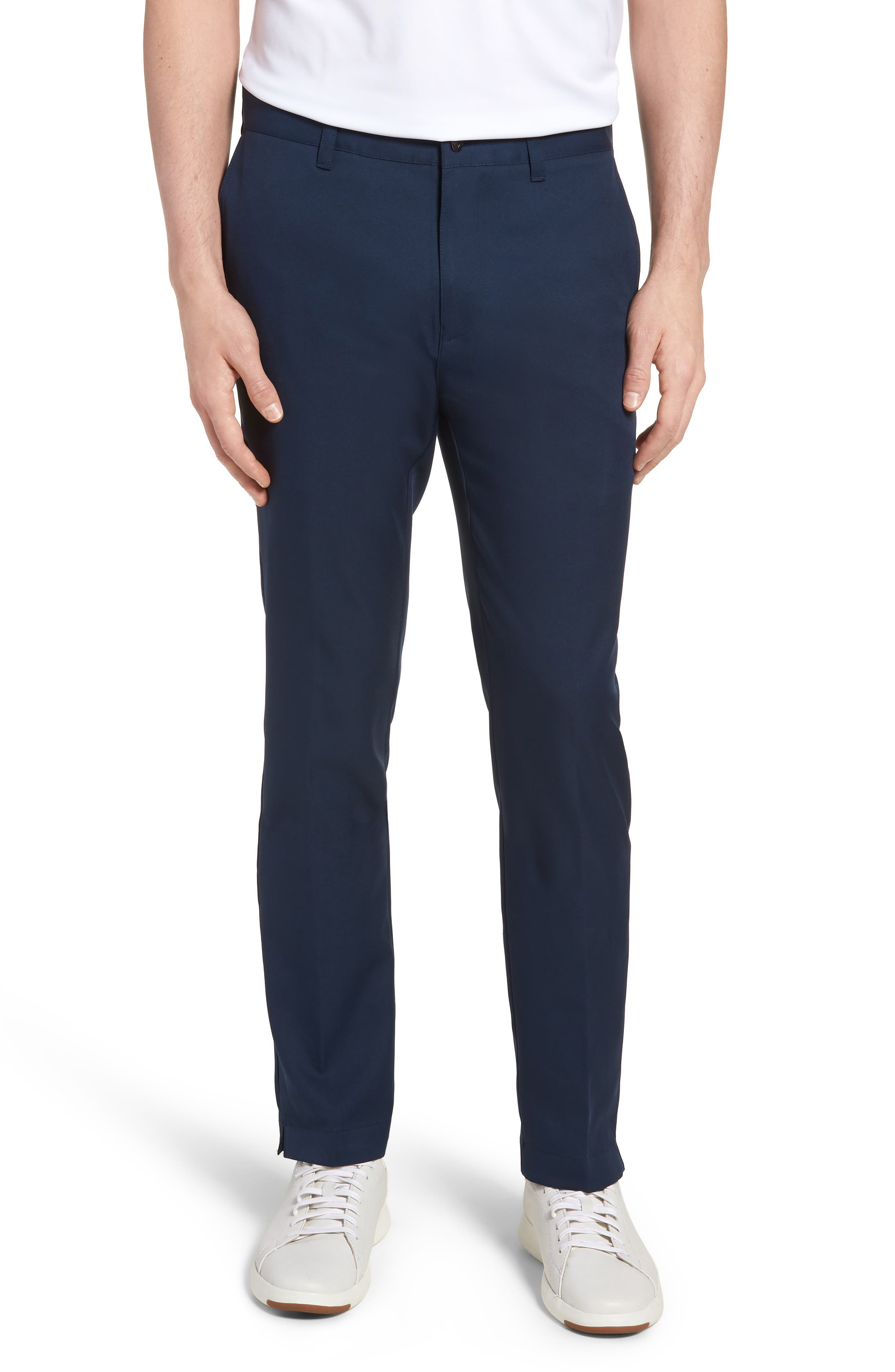 Tech Slim Fit Pants,                             Main thumbnail 3, color,