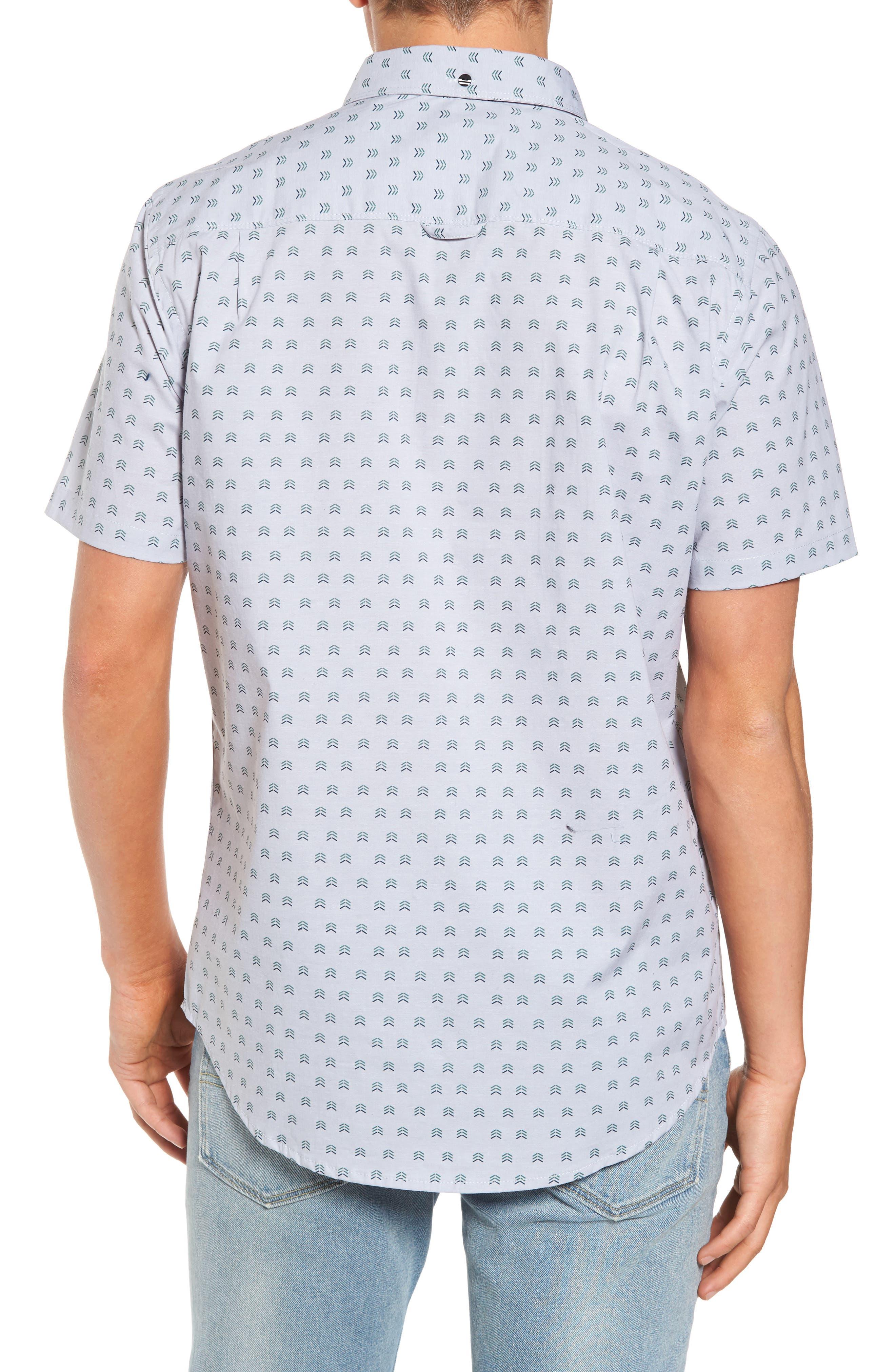 Brooks Woven Shirt,                             Alternate thumbnail 2, color,                             059