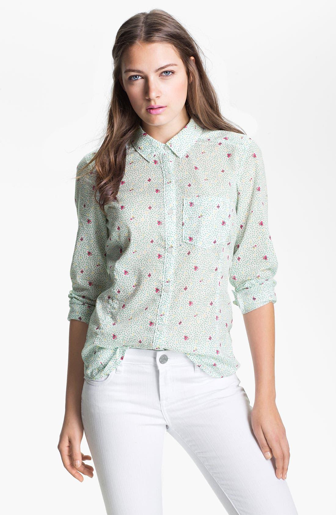 Long Sleeve Shirt,                             Main thumbnail 5, color,