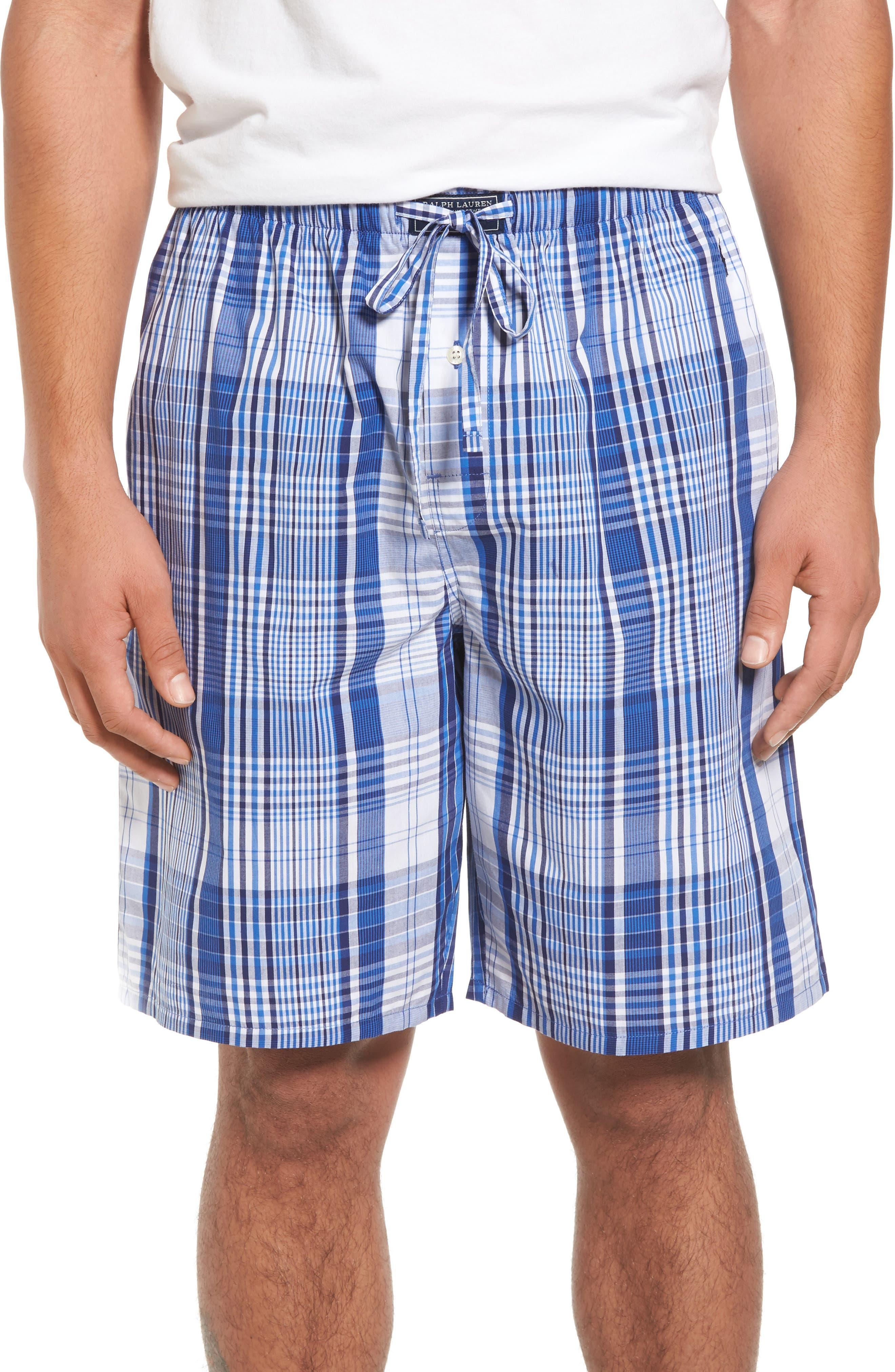 Cotton Pajama Shorts,                         Main,                         color, 406