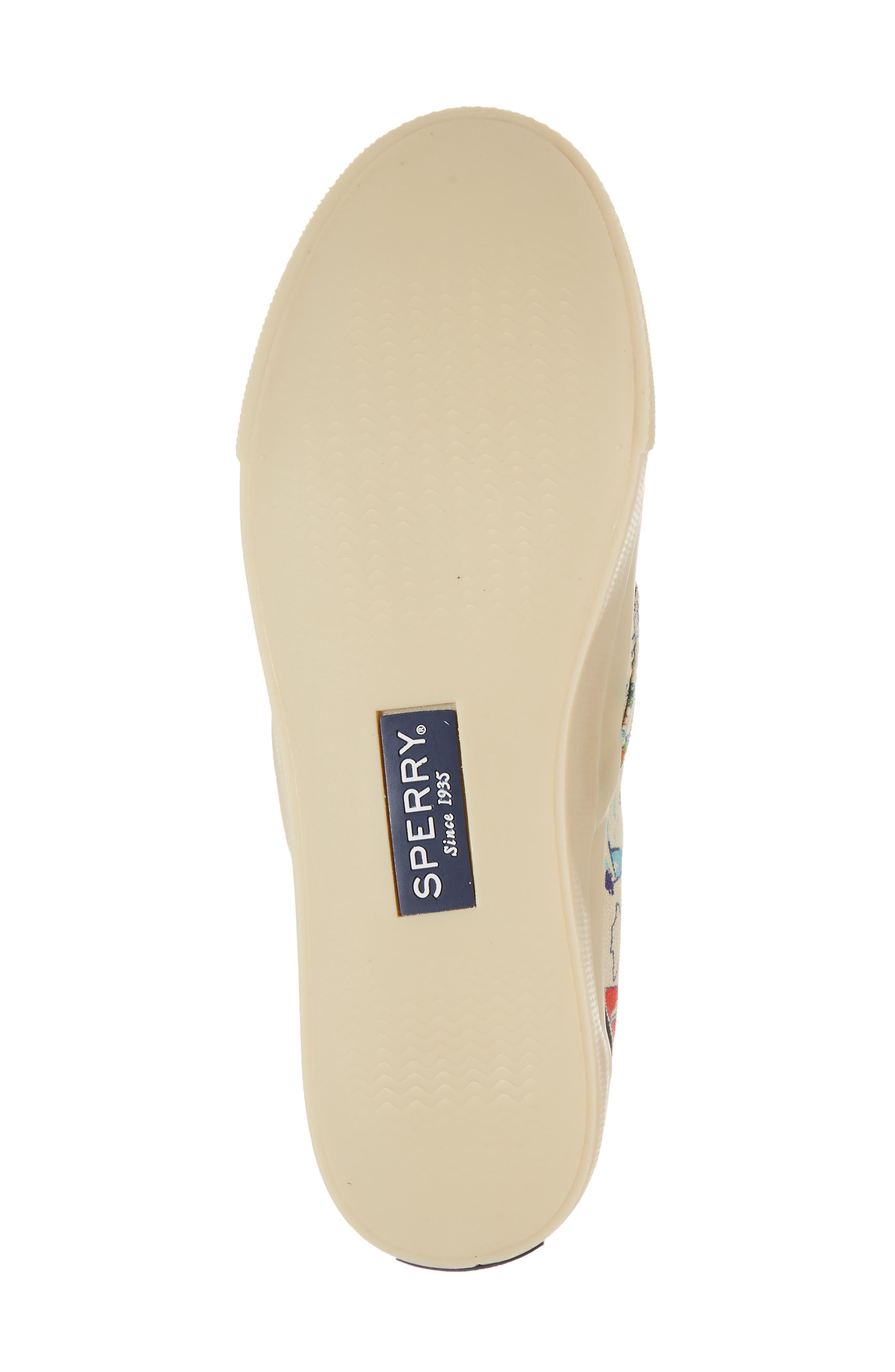 Seaside Slip-On Sneaker,                             Alternate thumbnail 6, color,                             101