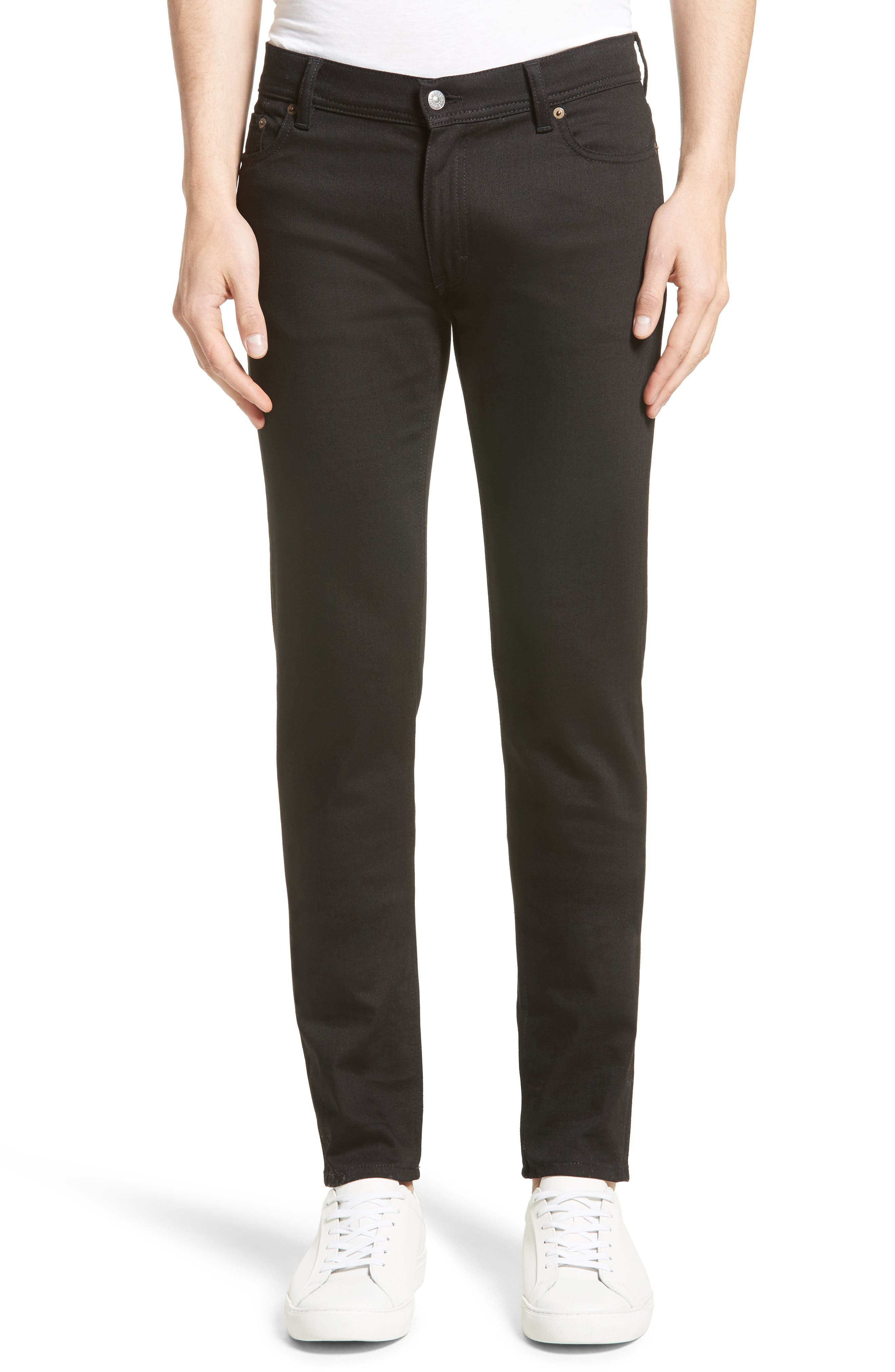 North Skinny Jeans,                             Main thumbnail 1, color,                             001