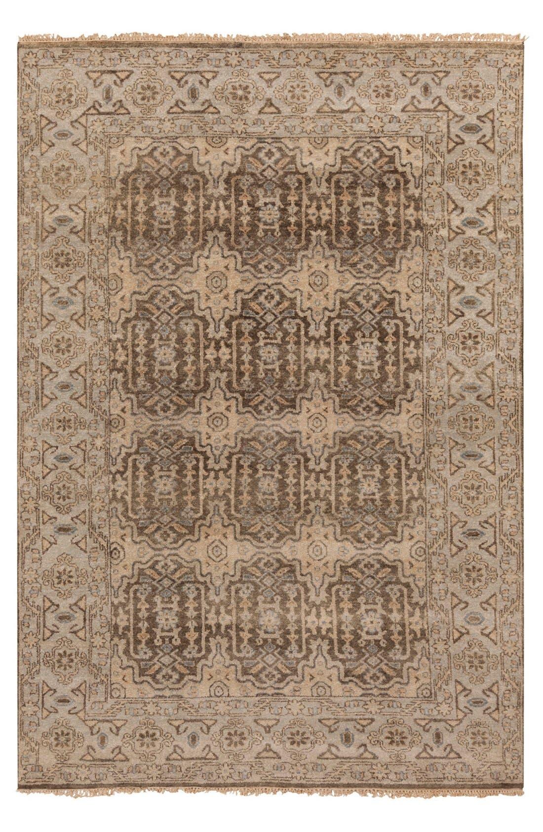 'Cheshire' Wool Rug,                             Main thumbnail 1, color,                             020