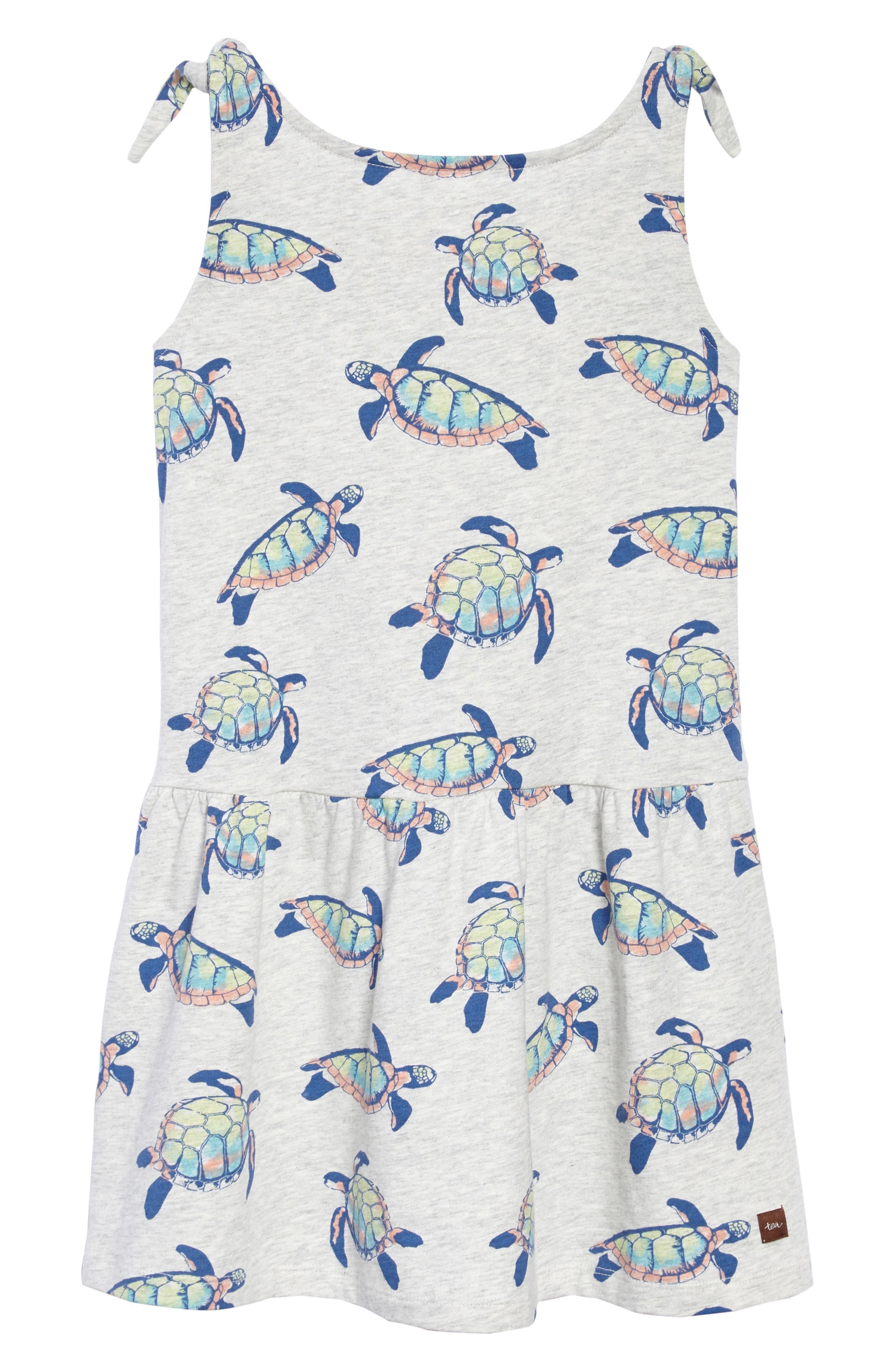 Tie Shoulder Dress,                             Alternate thumbnail 2, color,                             020