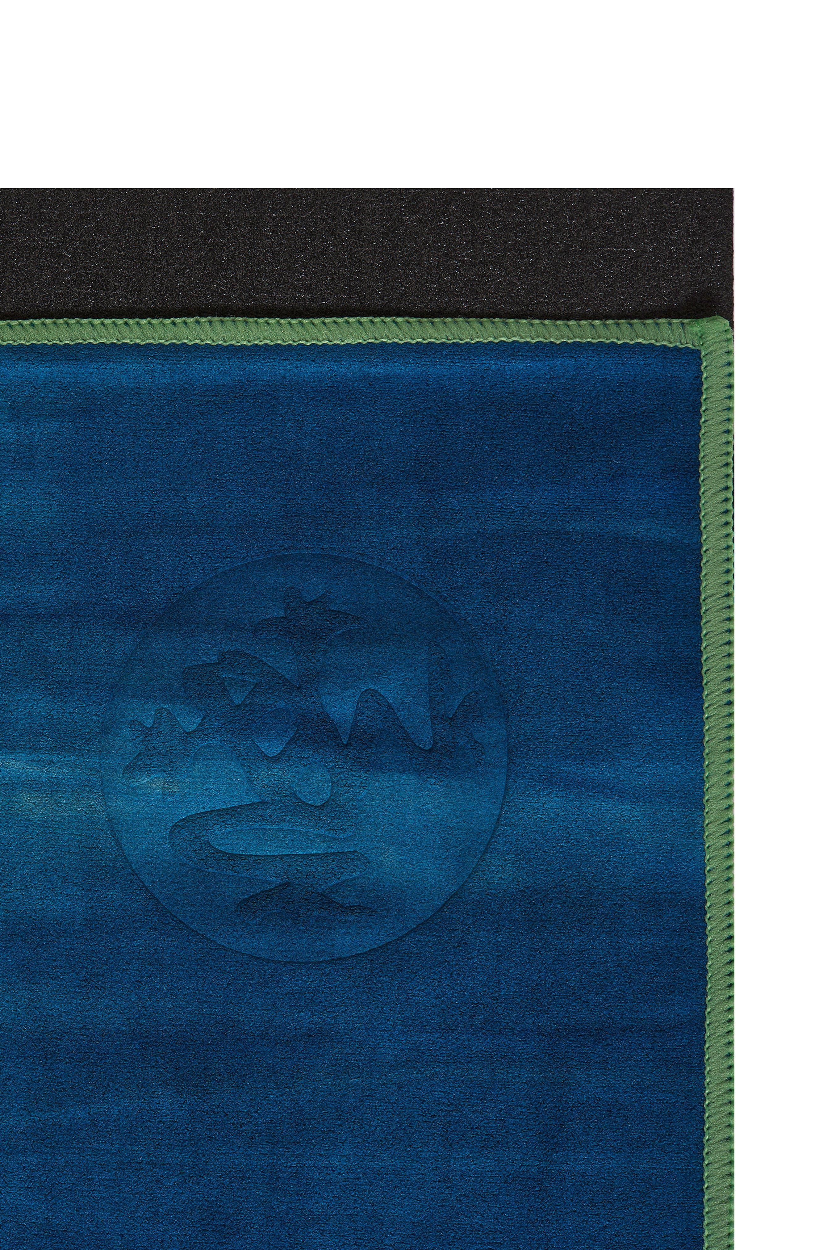 eQua<sup>®</sup> Hand Dyed Yoga Mat Towel,                             Alternate thumbnail 2, color,                             460