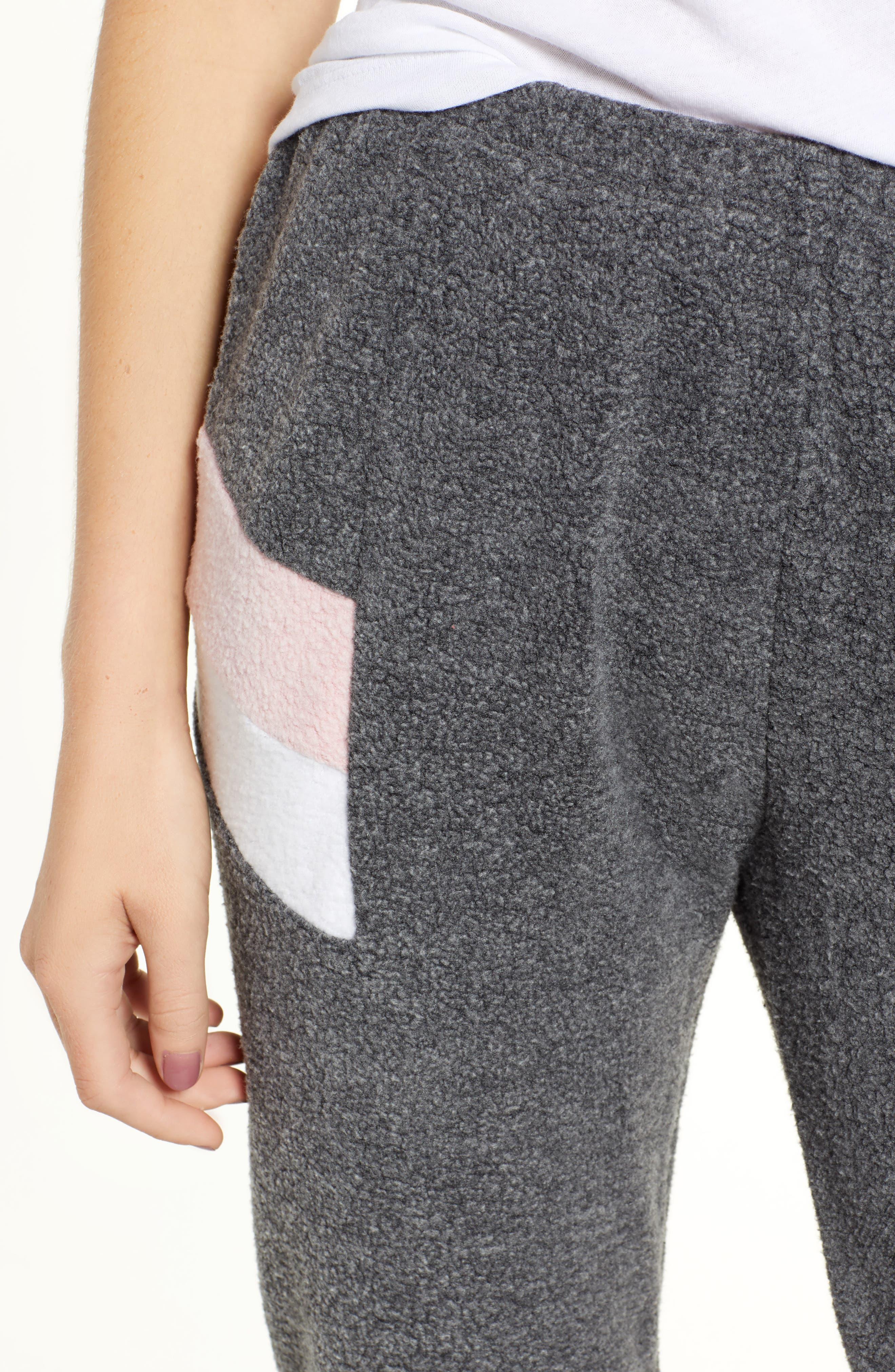 Knox Sweatpants,                             Alternate thumbnail 4, color,                             CLEAN BLACK