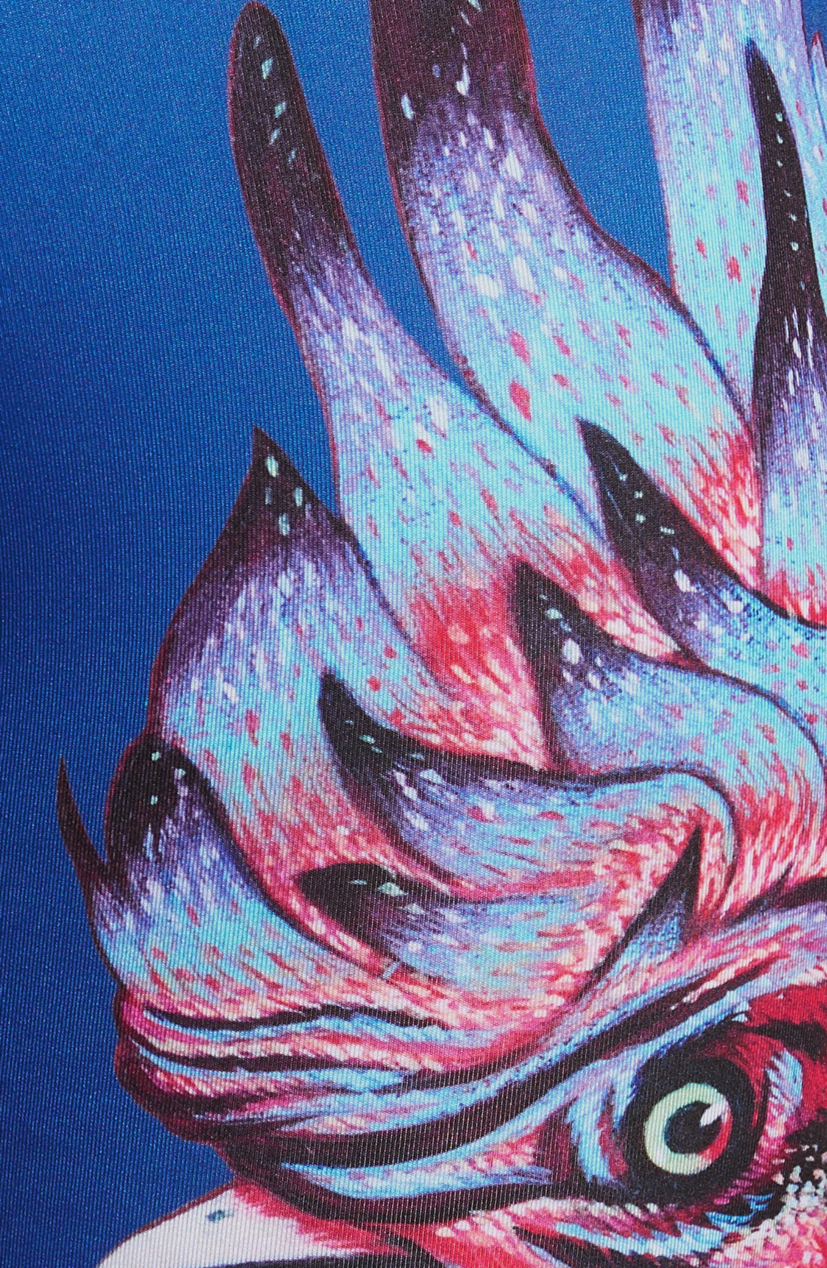 Roosters Boxer Briefs,                             Alternate thumbnail 5, color,                             BLUE
